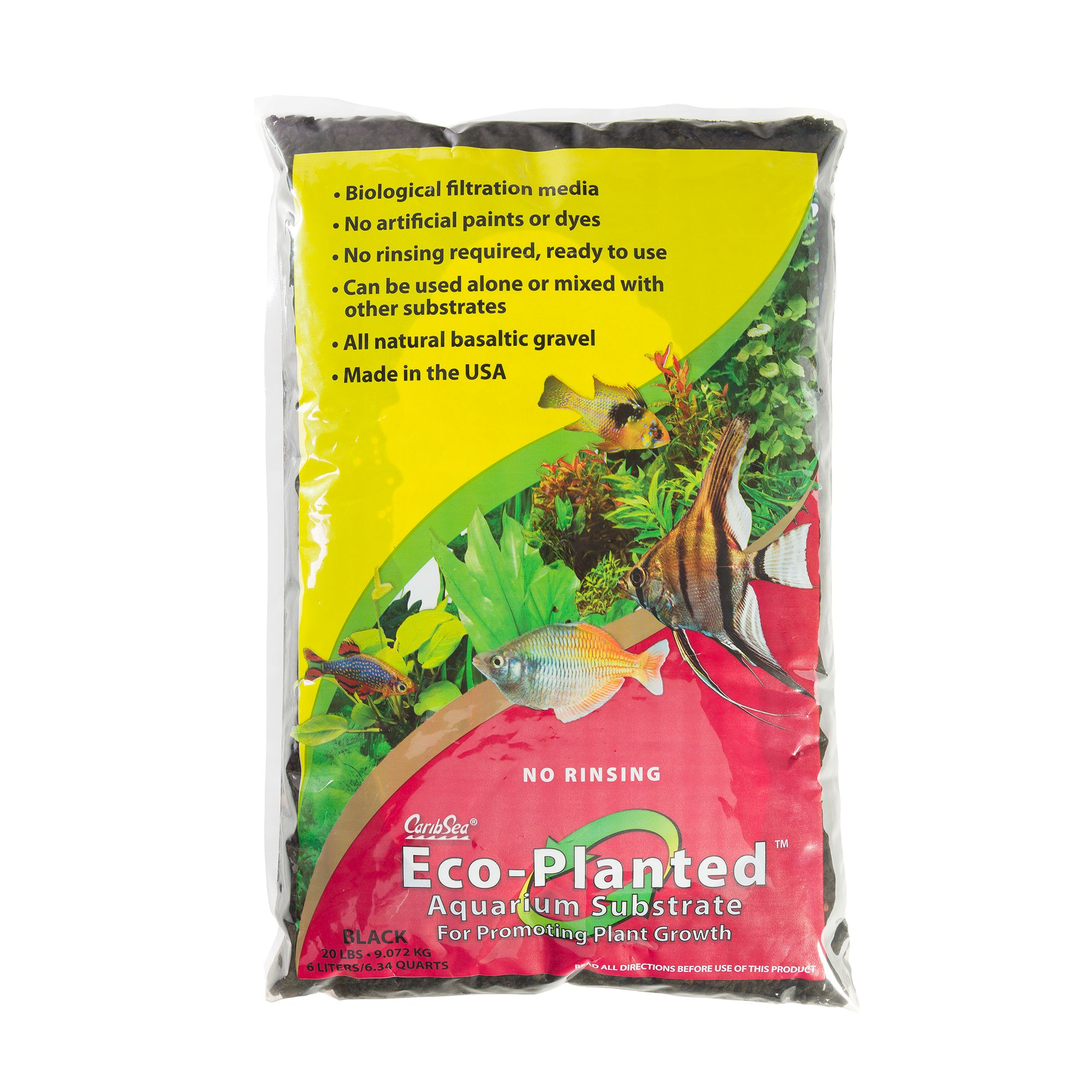 Caribsea Eco Complete Planted Aquarium Substrate