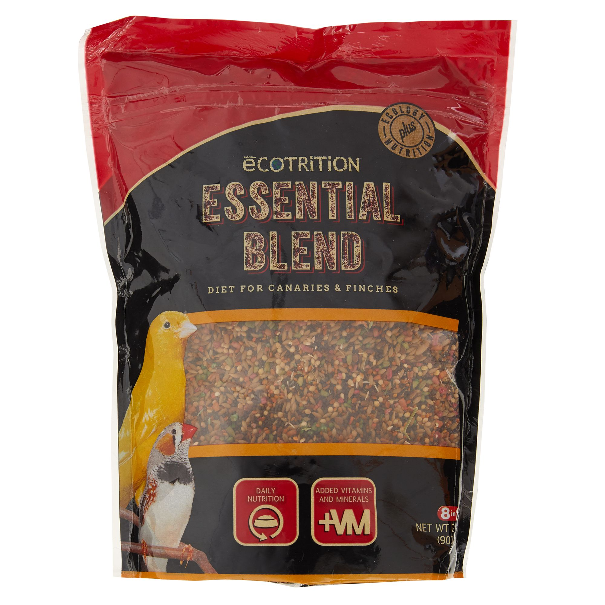 Ecotrition Esential Blend Canary And Finch Bird Food Size 2 Lb