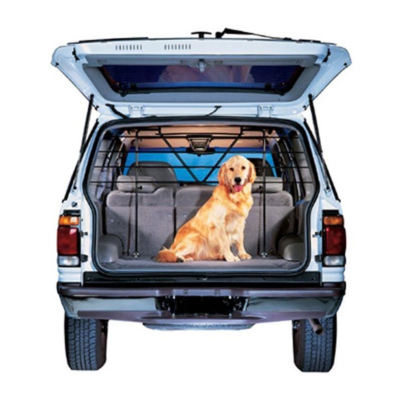Precision Pet Vehicle Pet Barrier Black