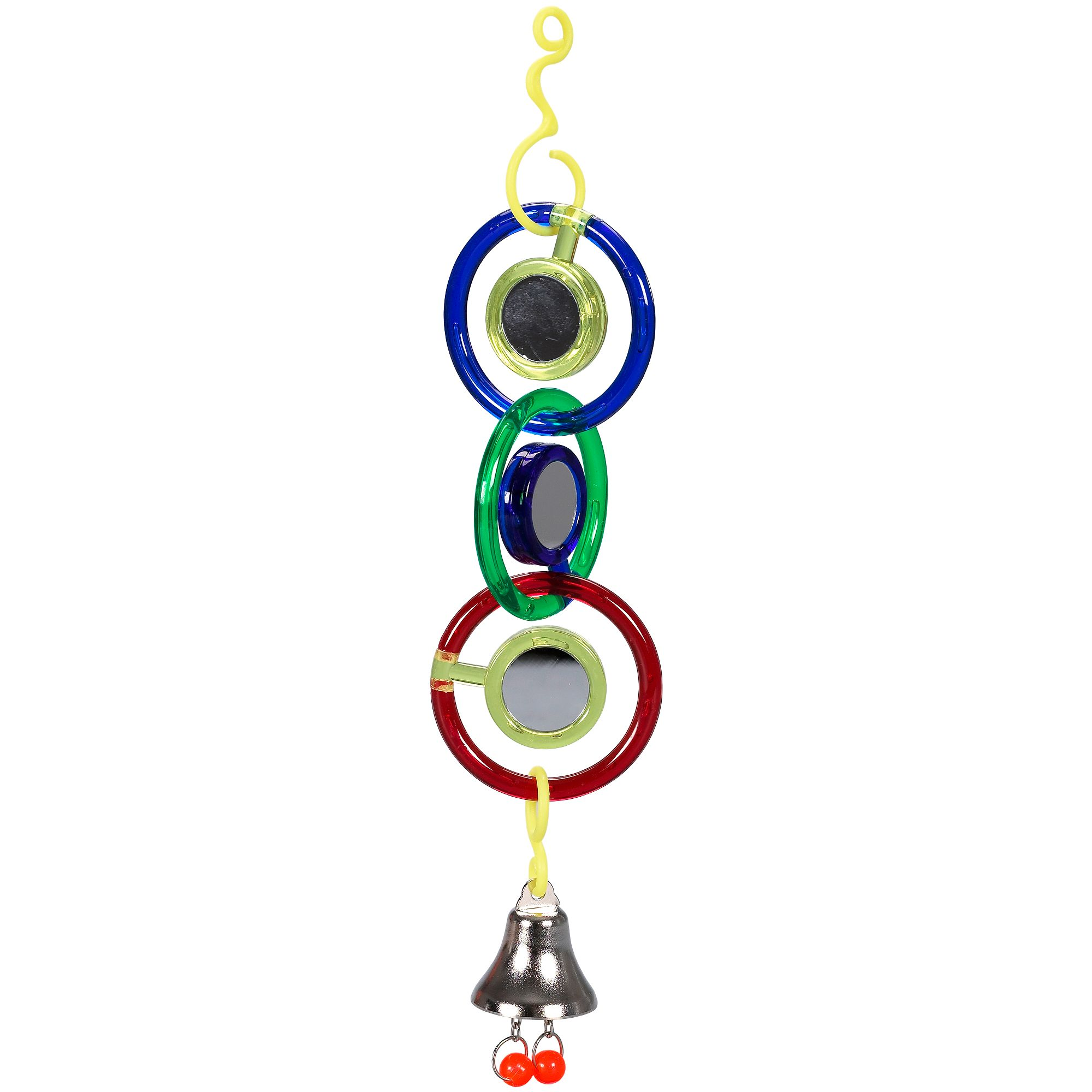 JW Pet® Insight Activitoys Triple Mirror Bird Toy 5083422