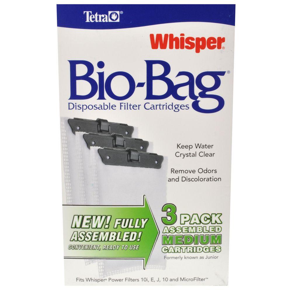 Tetra Whisper Bio Bag...