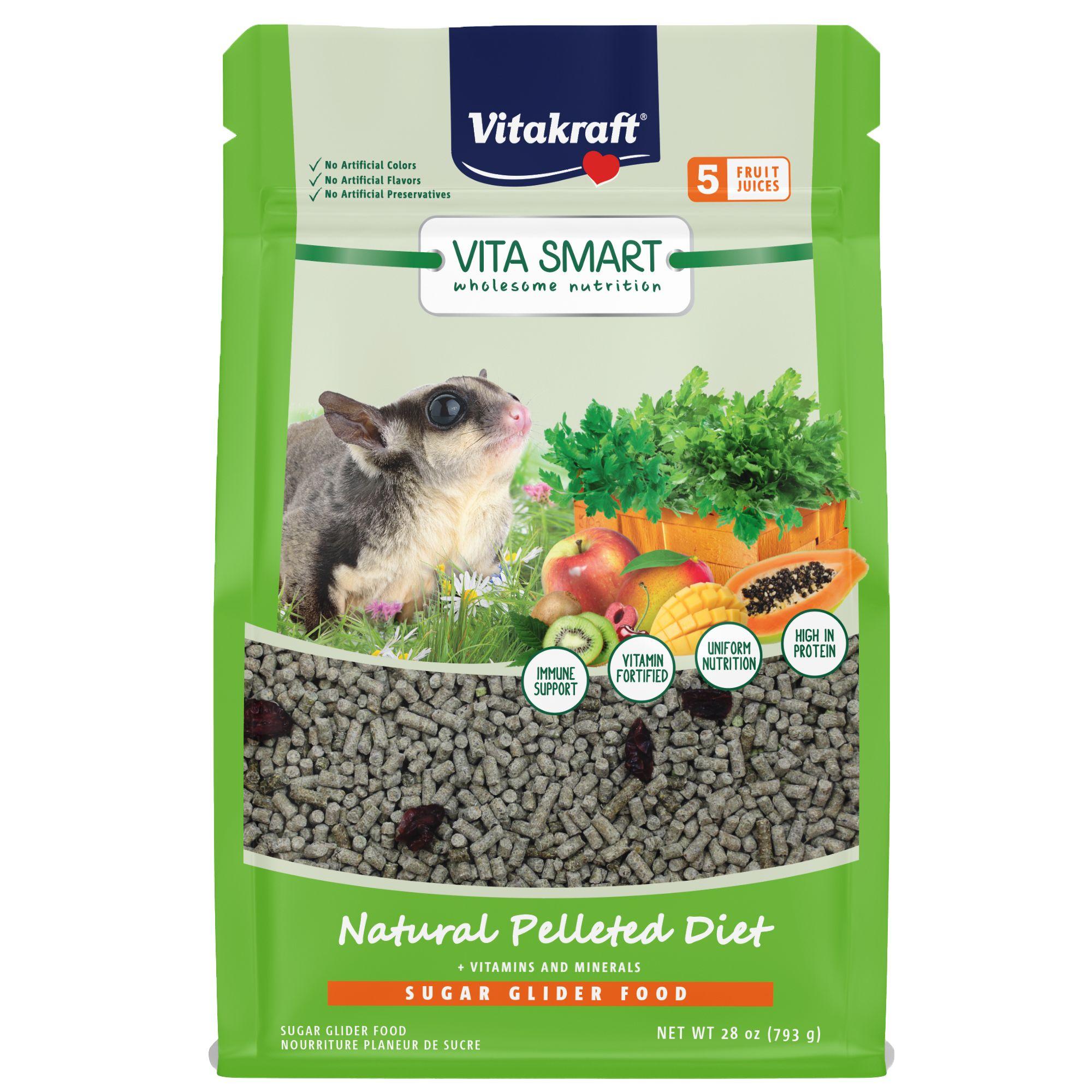 Vitakraft® VitaSmart Complete Nutrition Sugar Glider Foo