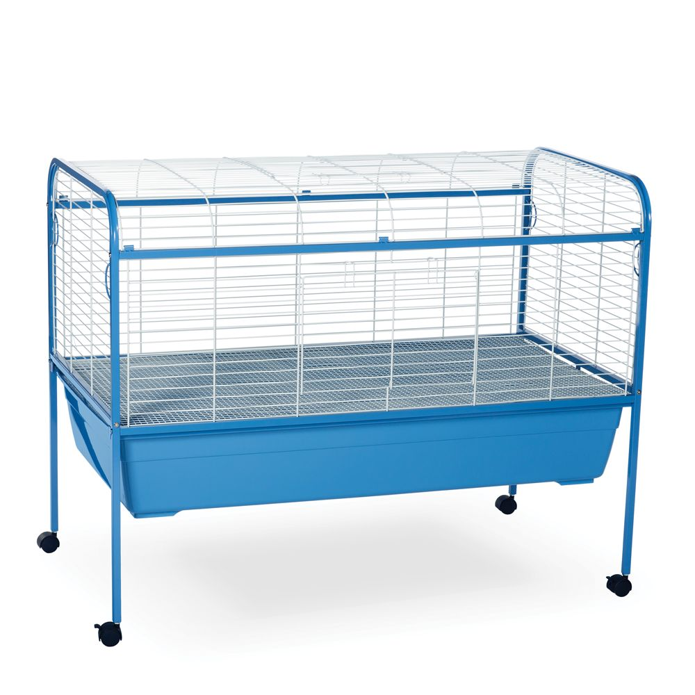 Prevue Small Animal Home, Blue & White, Prevue Pet Products 5088847