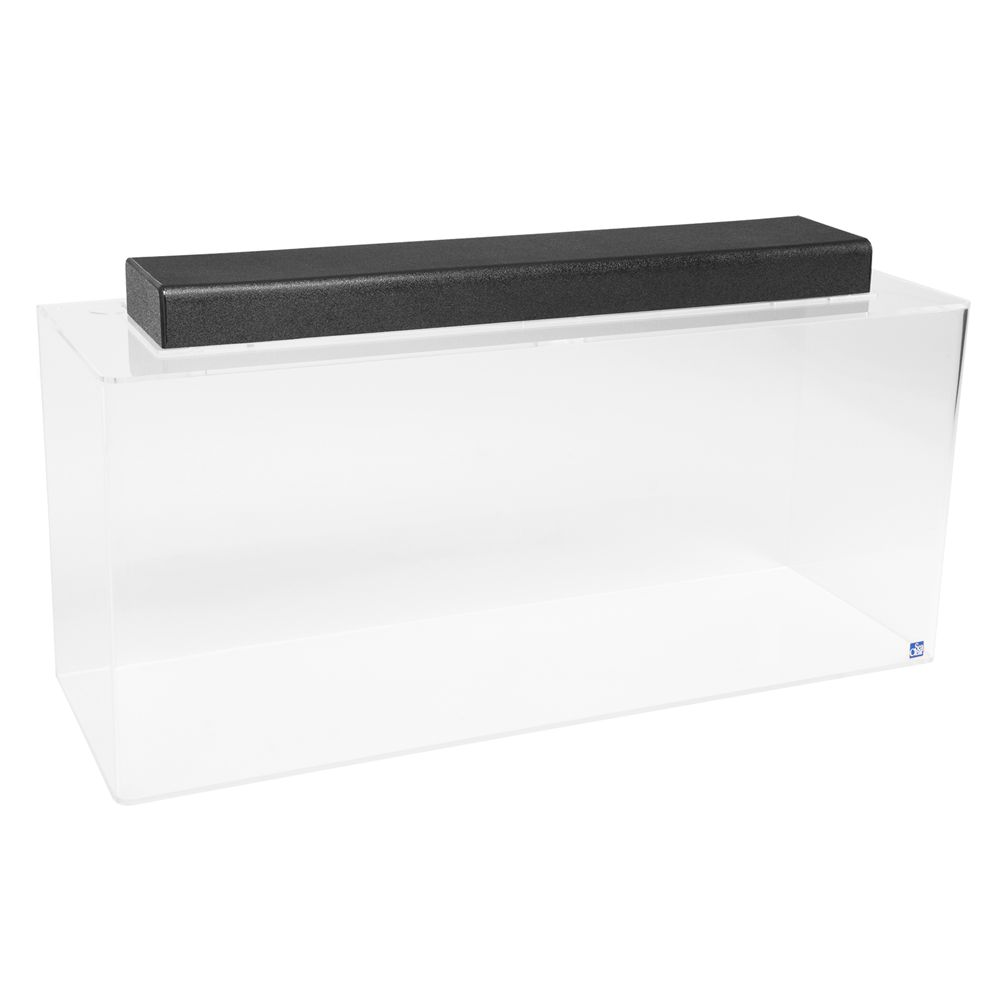 Seaclear 30 Gallon Show Aquarium And Hood Size 30 Gal Clear North American Pet Products