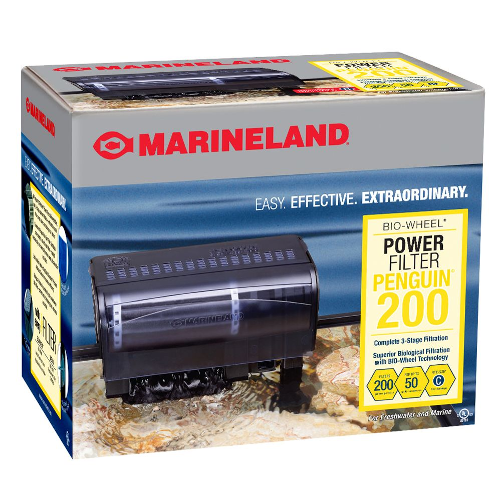Marineland usa for Petsmart fish filters