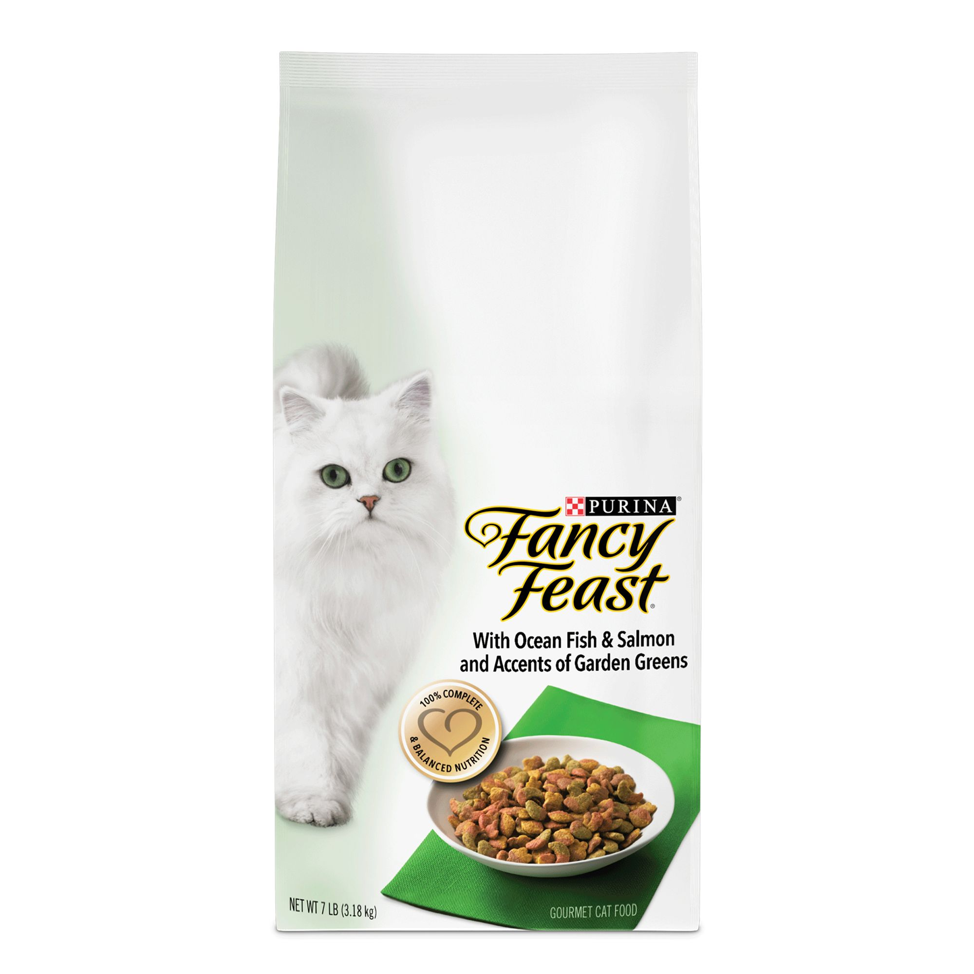Fancy Feast® Gourmet Adult Cat Food size: 7 Lb 5092497