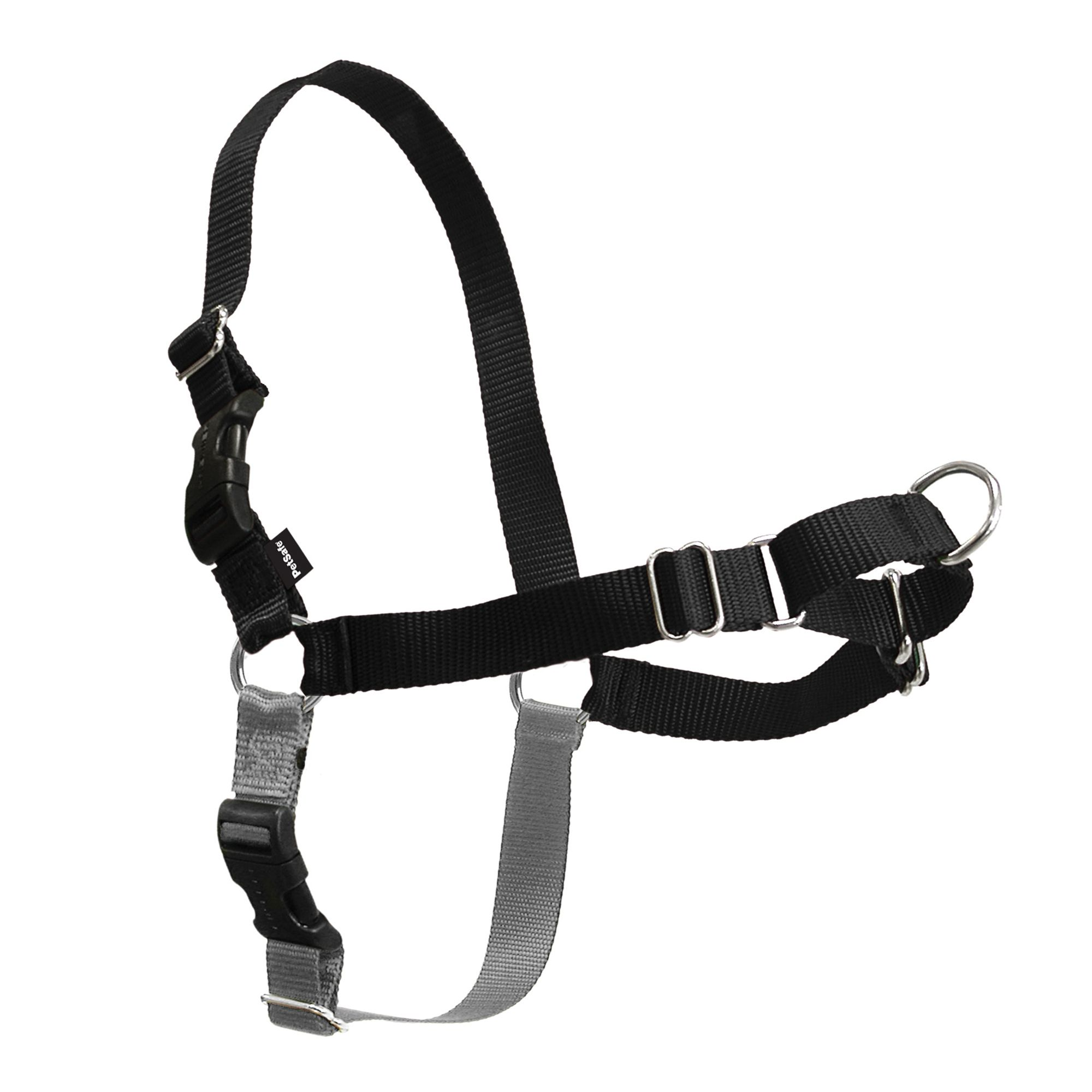 PetSafe Easy Walk Dog Harness size: Medium, Black