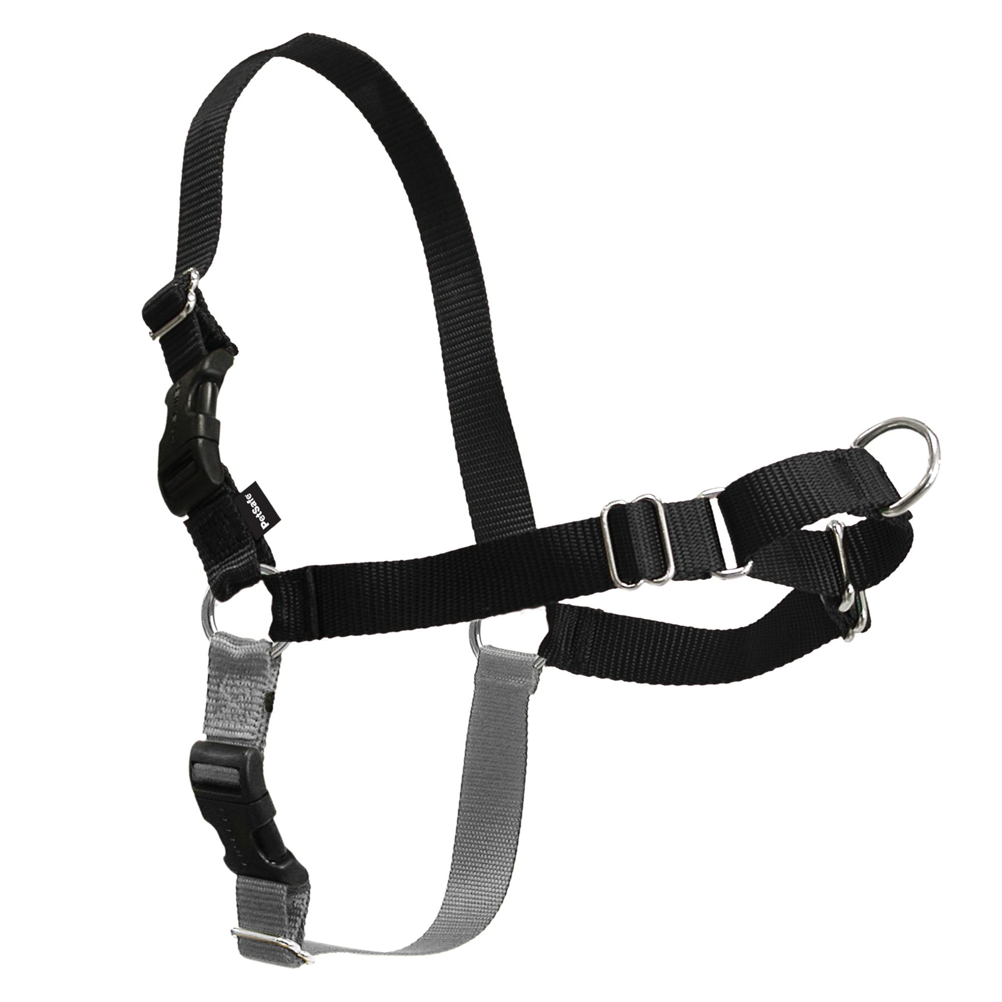 PetSafe Easy Walk Dog Harness size: Small, Black