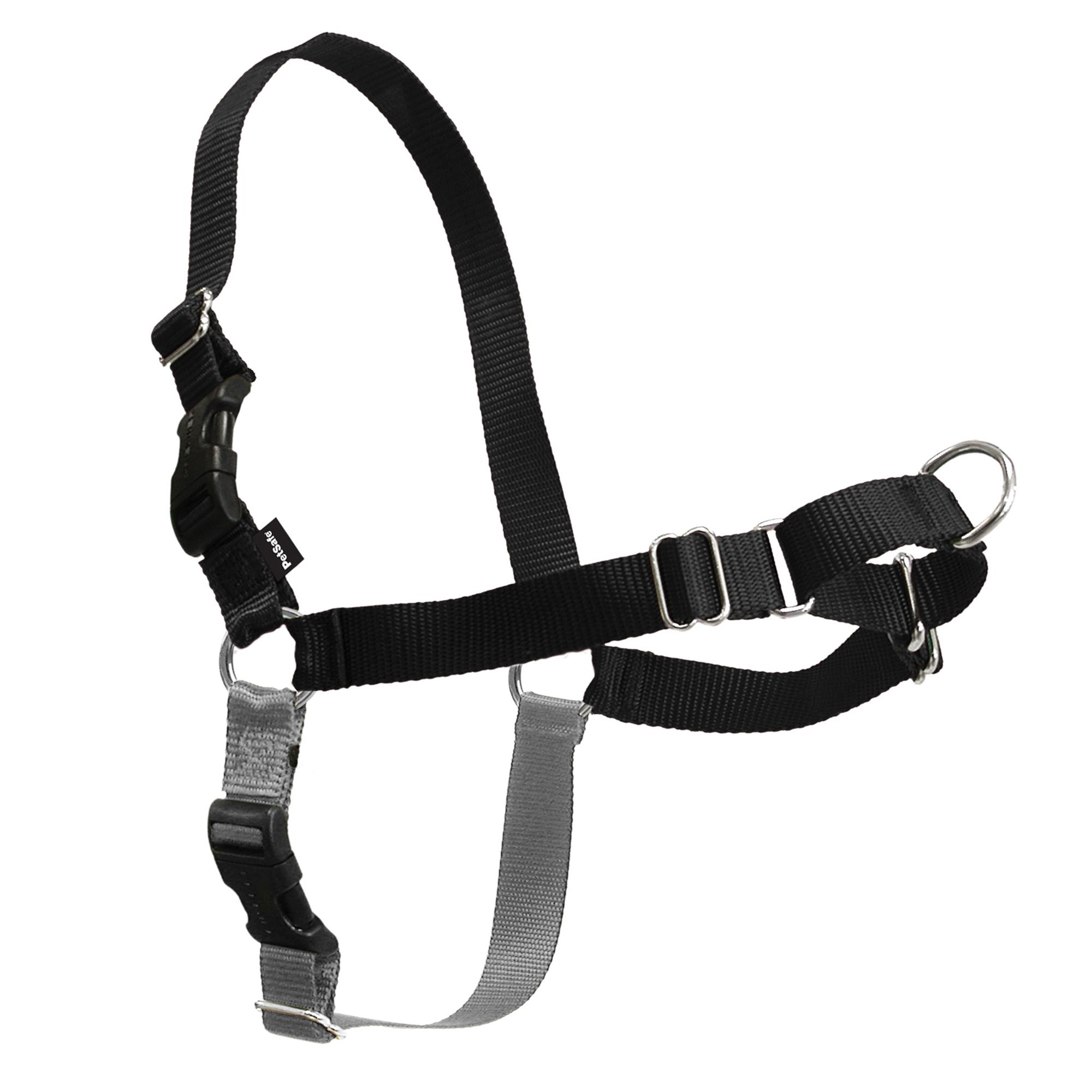 PetSafe Easy Walk Dog Harness size: Large, Black