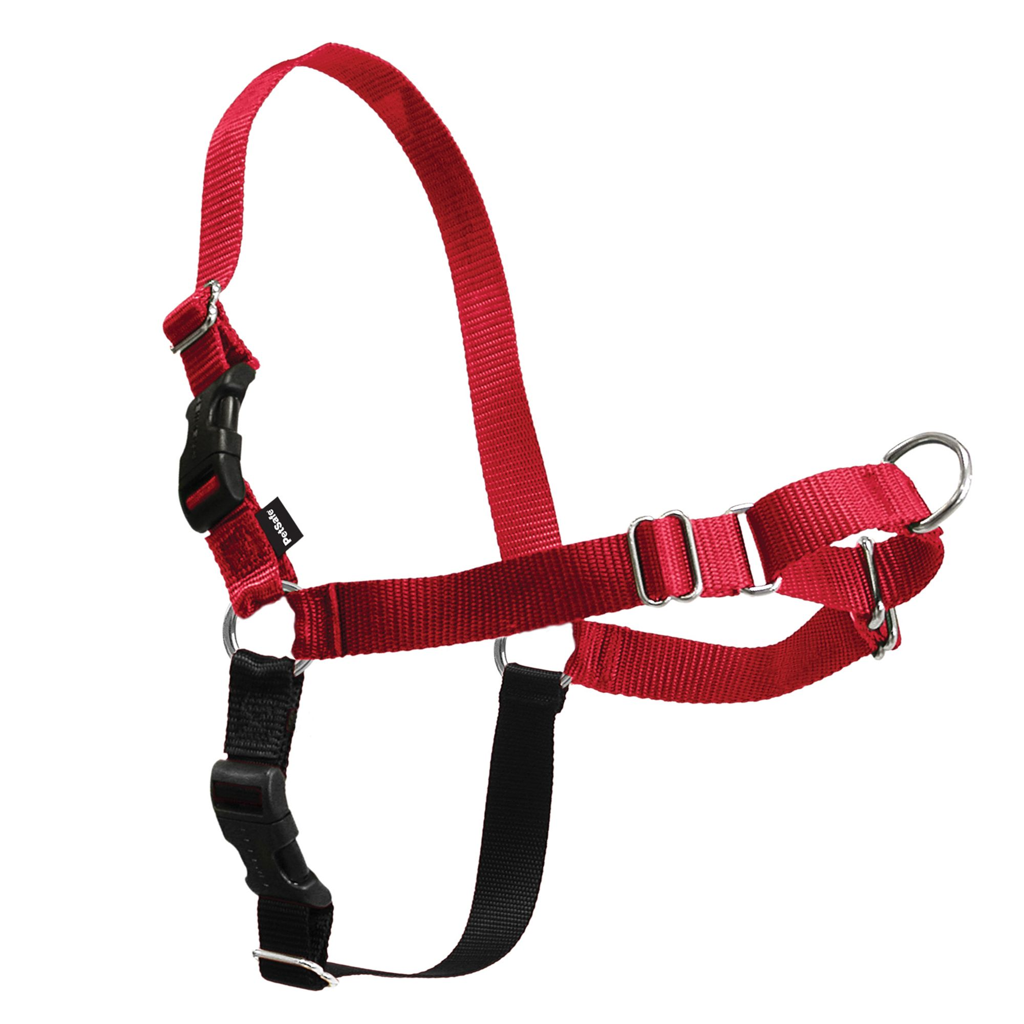 PetSafe Easy Walk Dog Harness size: Medium, Red