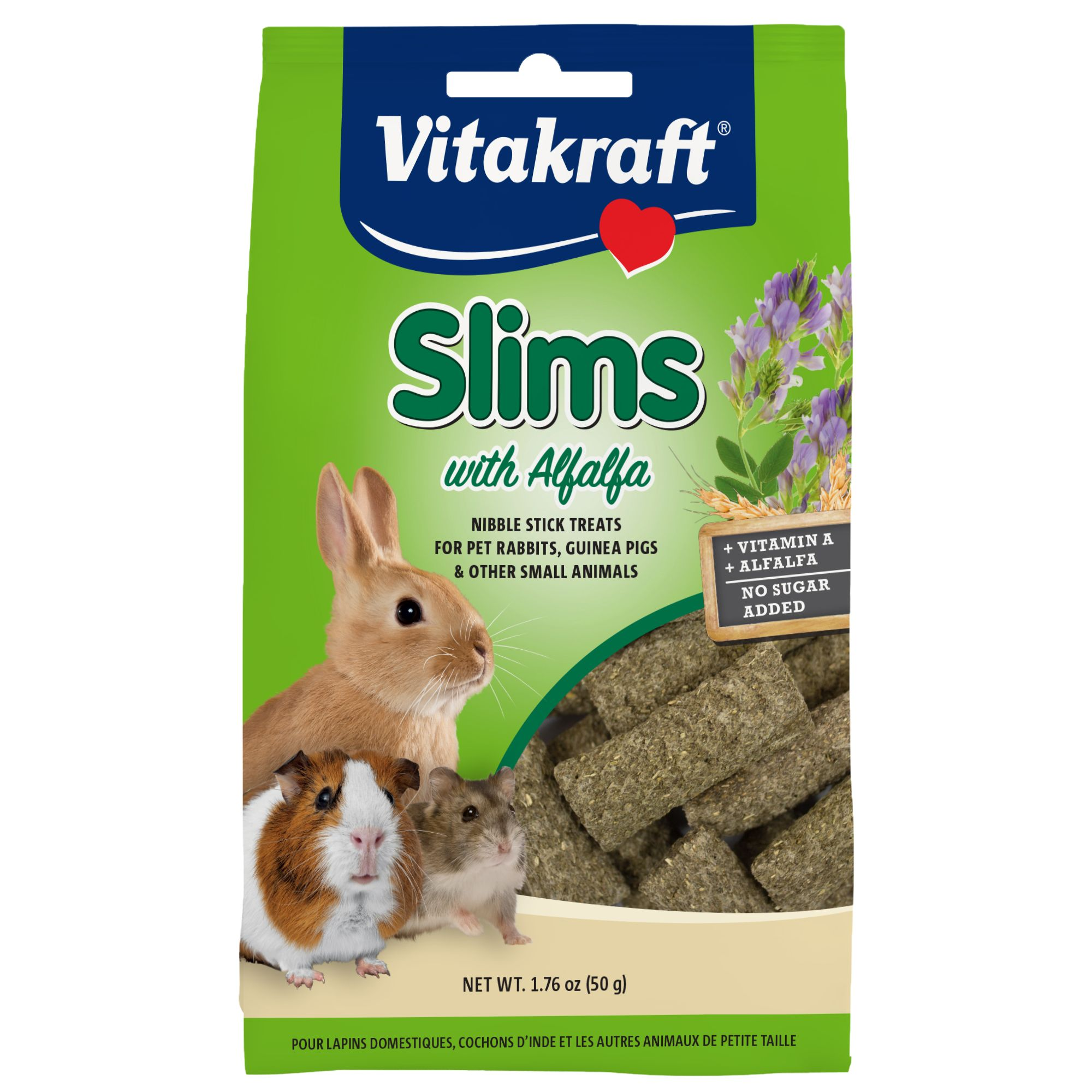 Vitakraft® Slims Nibble Sticks for Rabbits size: 1.76 Oz 5096568