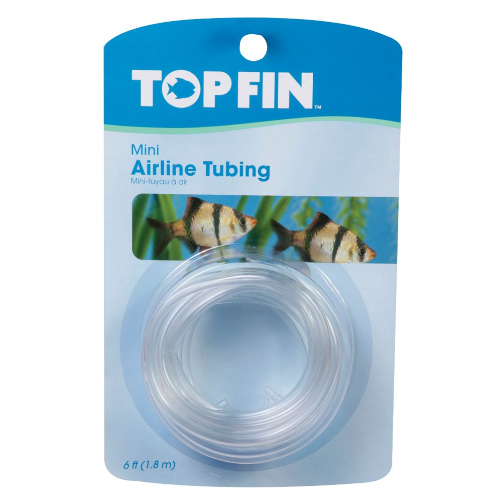 Top Fin Aquarium Airline Tubing Size 6 In