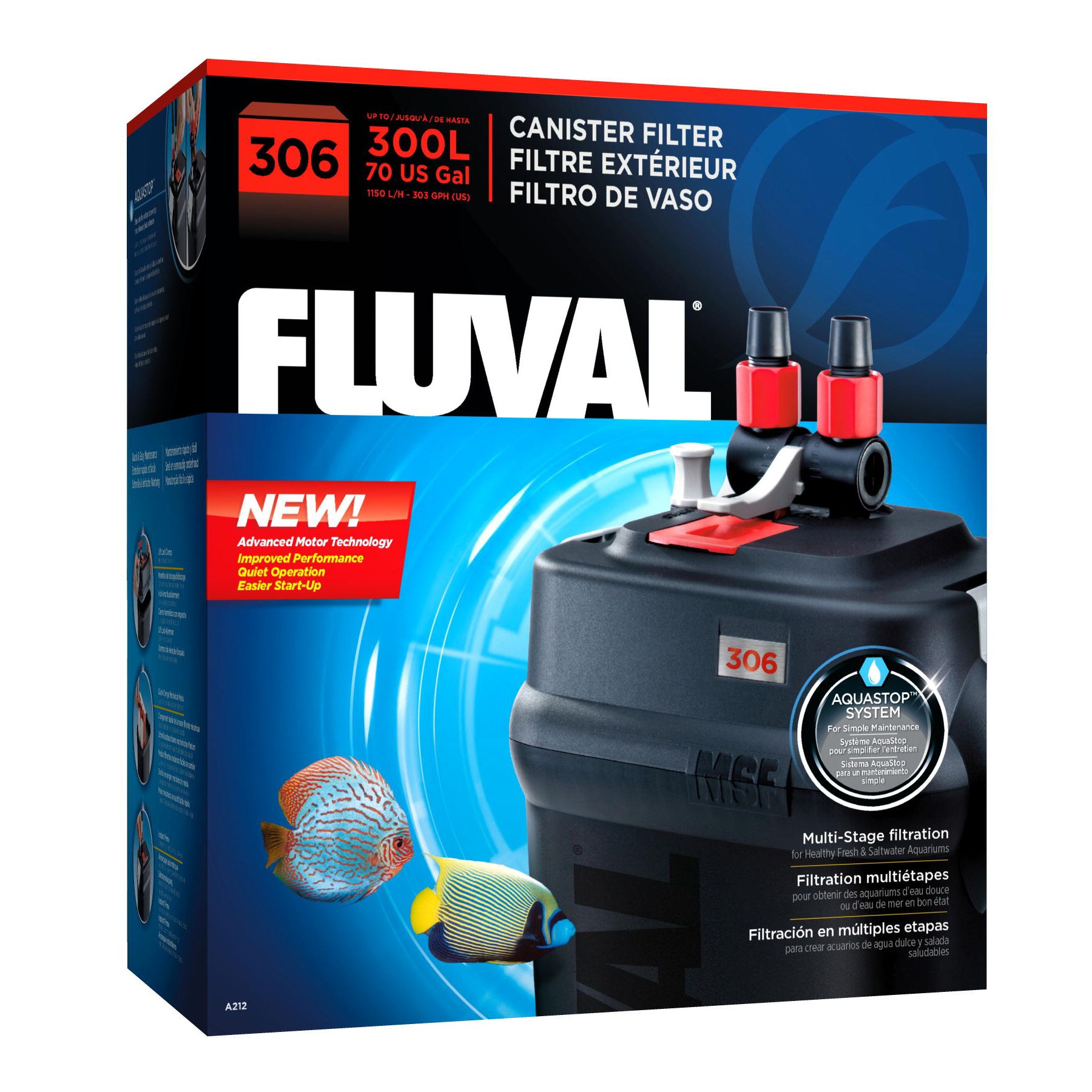 Fluval usa for Petsmart fish filters