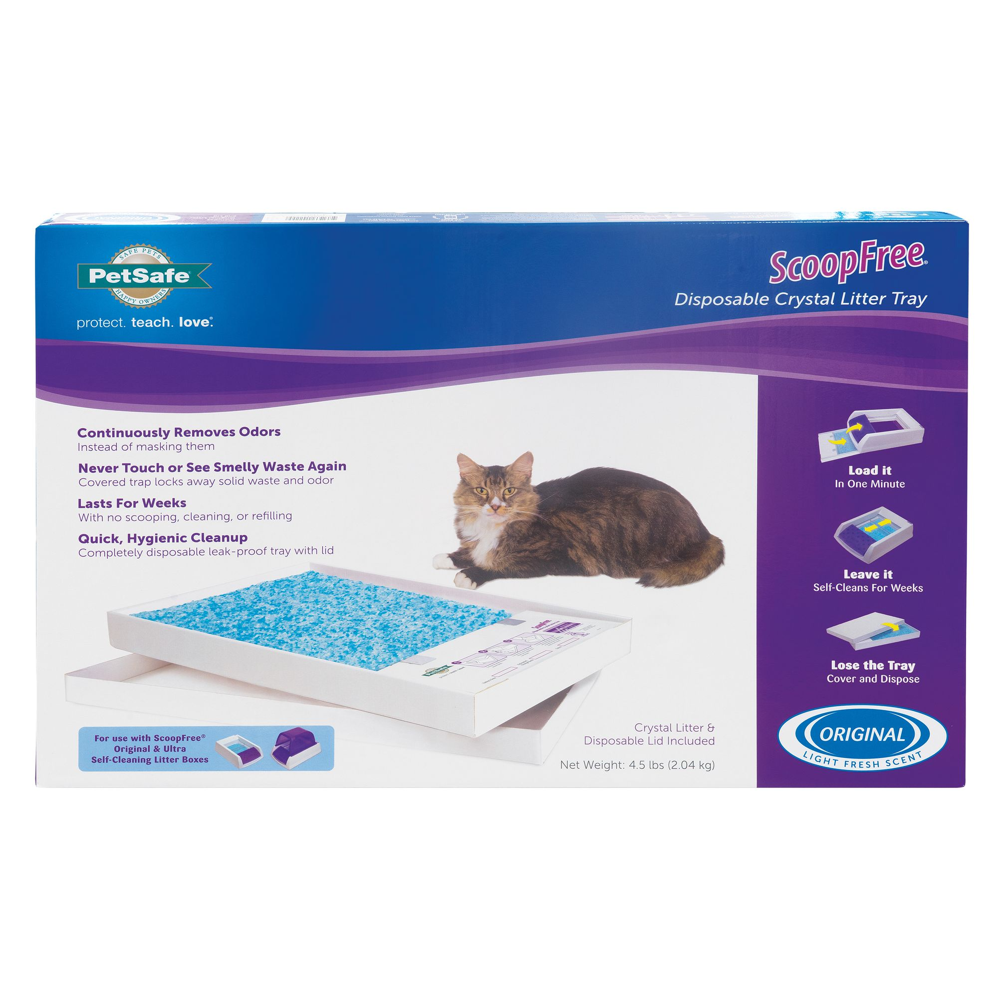 Petsafe Scoopfree Cat Litter Box Refill Cartridge Size 1 Count