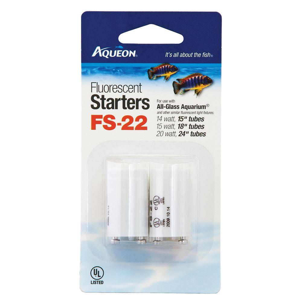 Aqueon Aquarium Fluorescent Starter Replacement Size 20w