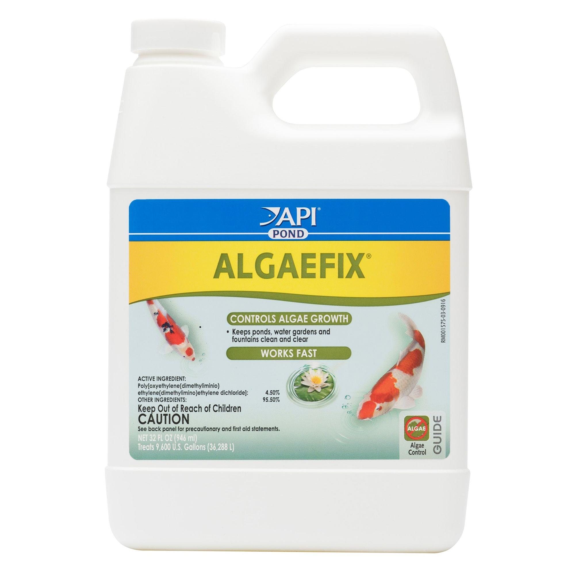 Api Pond Algaefix Size 32 Fl Oz