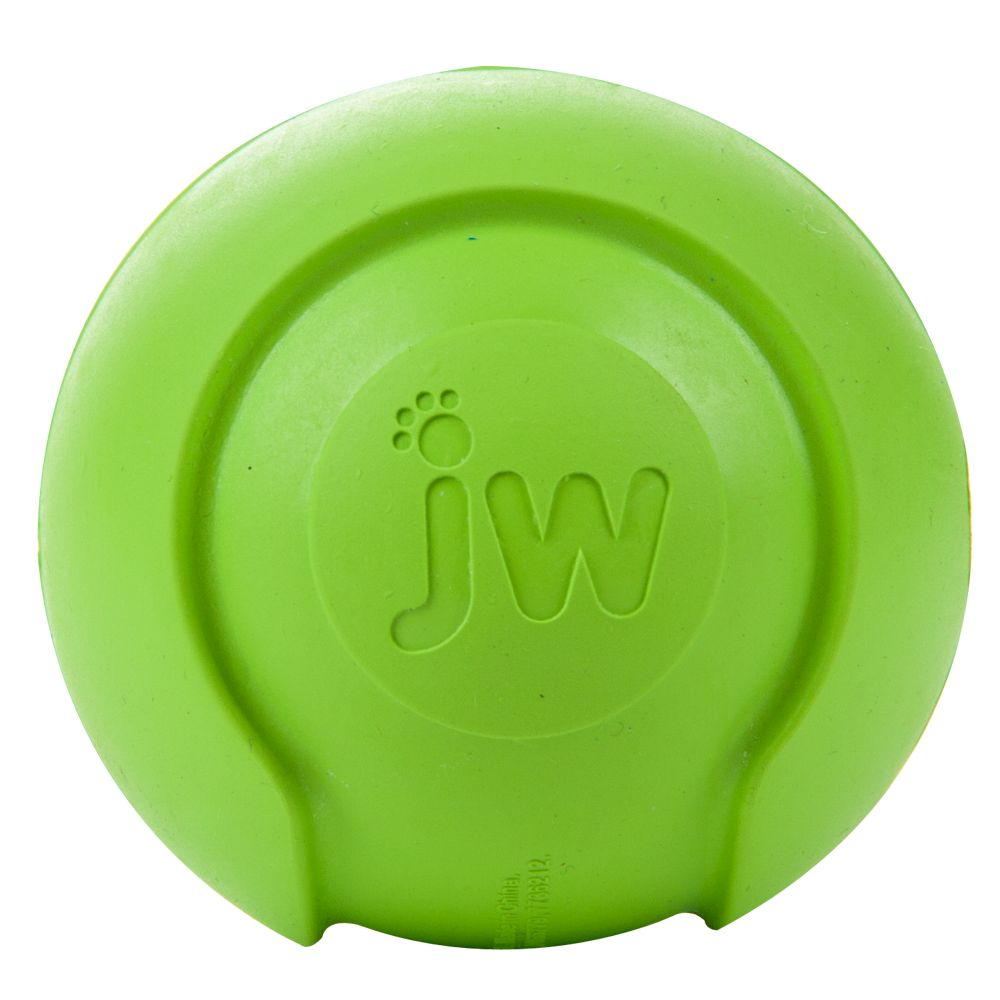 JW Pet Baseball Dog Toy size: Medium