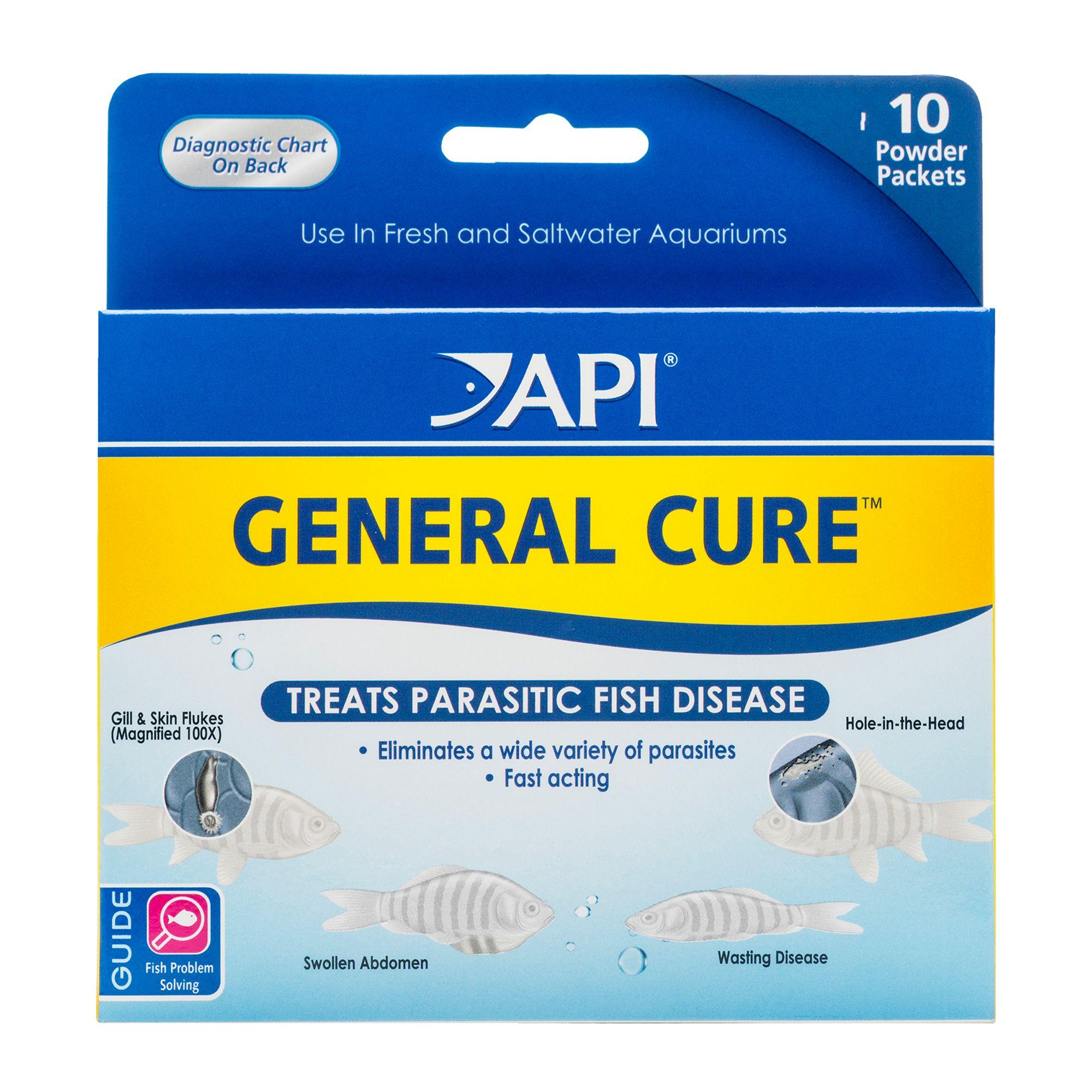 Api Guide Fish Problem Solving General Cure Size 1.4 Fl Oz