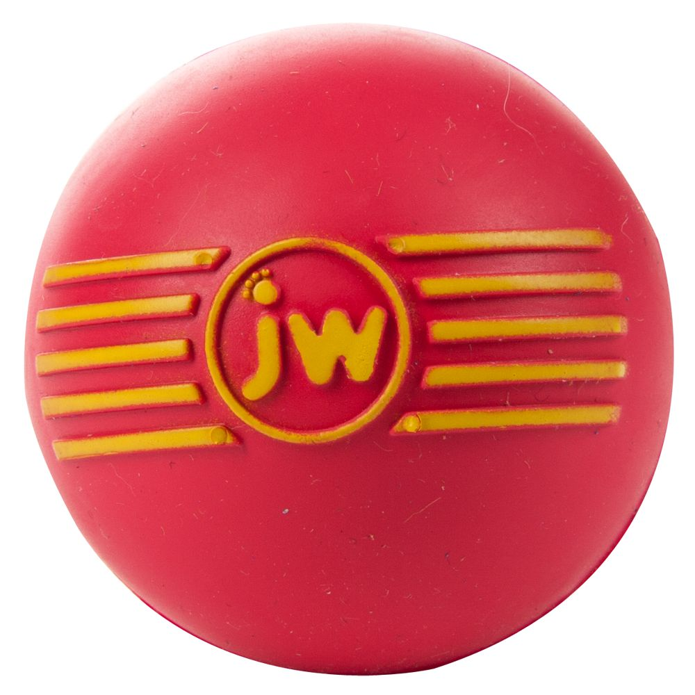 JW Pet® iSqueak Ball Dog Toy (Color Varies) size: Small, Multi-Color 5118510
