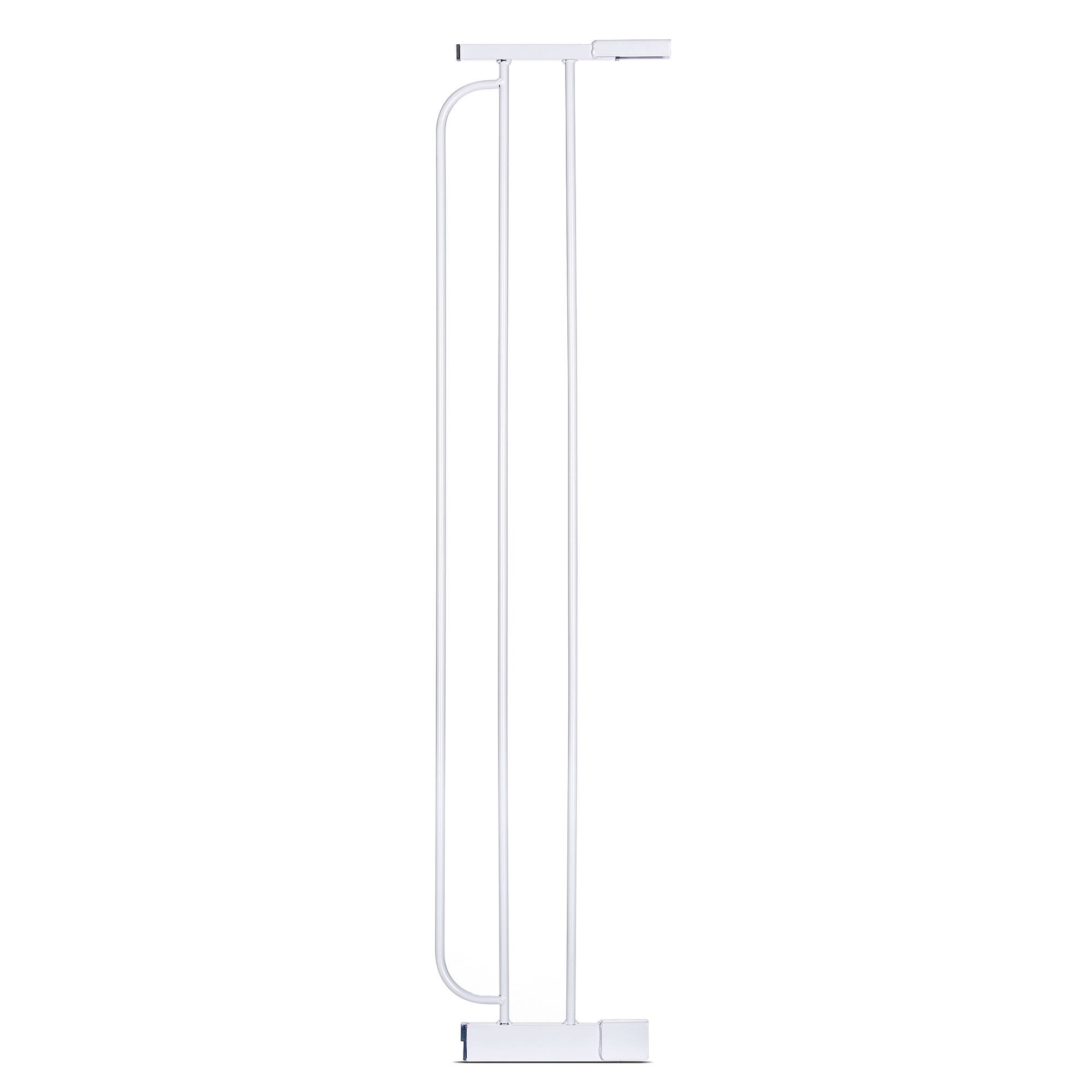 Carlson Pet Products Extension For Extra Tall Walk Thru Gate Size 6 White