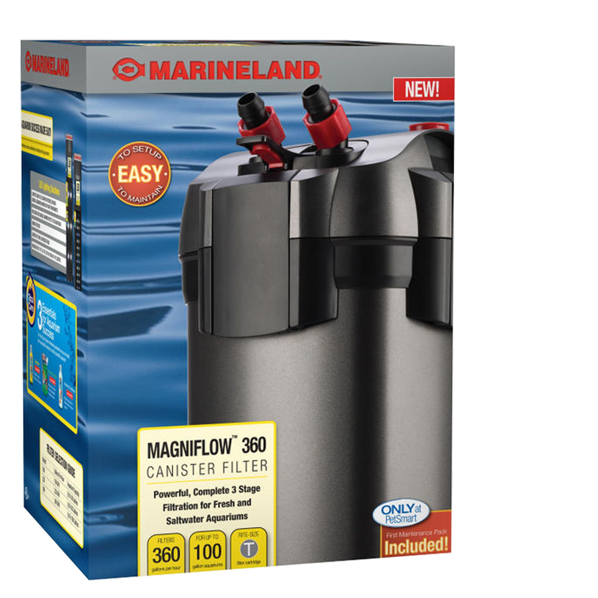 Marineland C360 Canister Filter