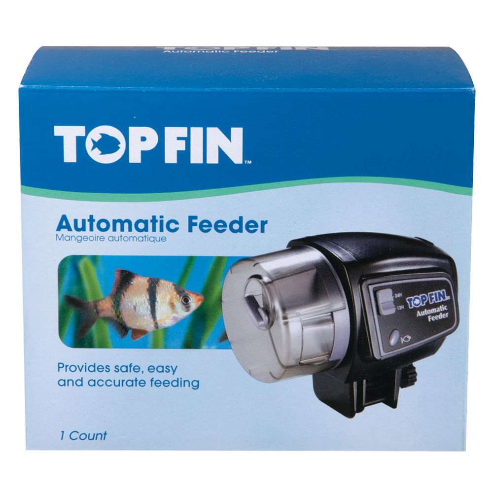 Top Fin Fin Automatic Fish Feeder