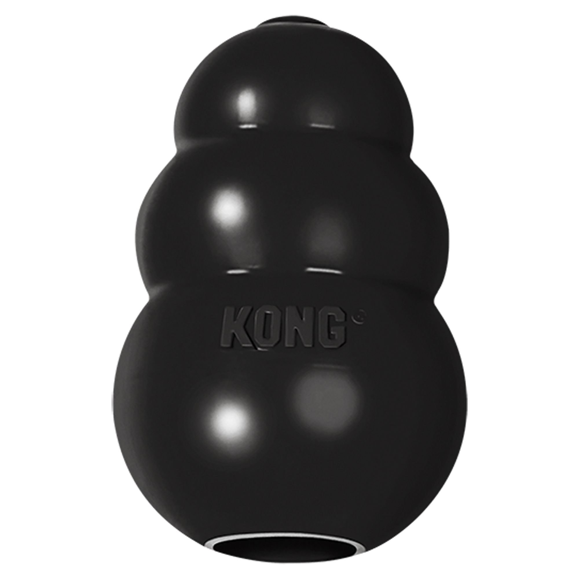 Kong Extreme Dog Toy -Treat Dispensing size: Medium, Black 5121239