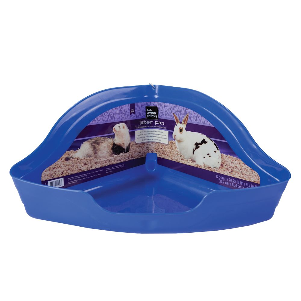 All Living Things® Small Animal Litter Pan size: Large 5123672