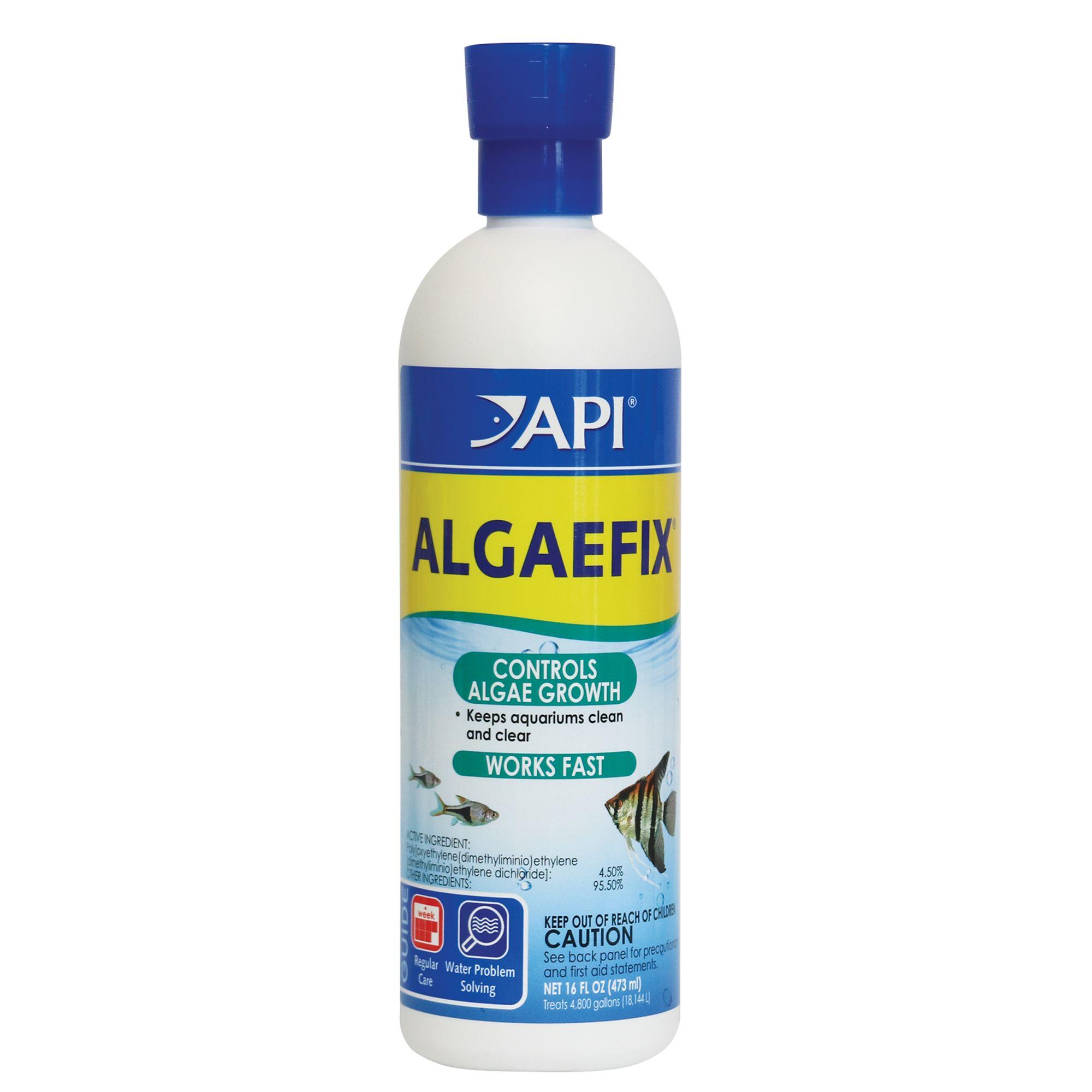 Api Algaefix Aquarium Algae Control Size 16 Fl Oz