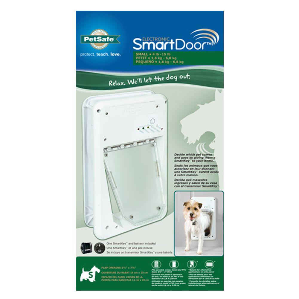 PetSafe Electronic SmartDoor, Pet Door size: Small 5127353