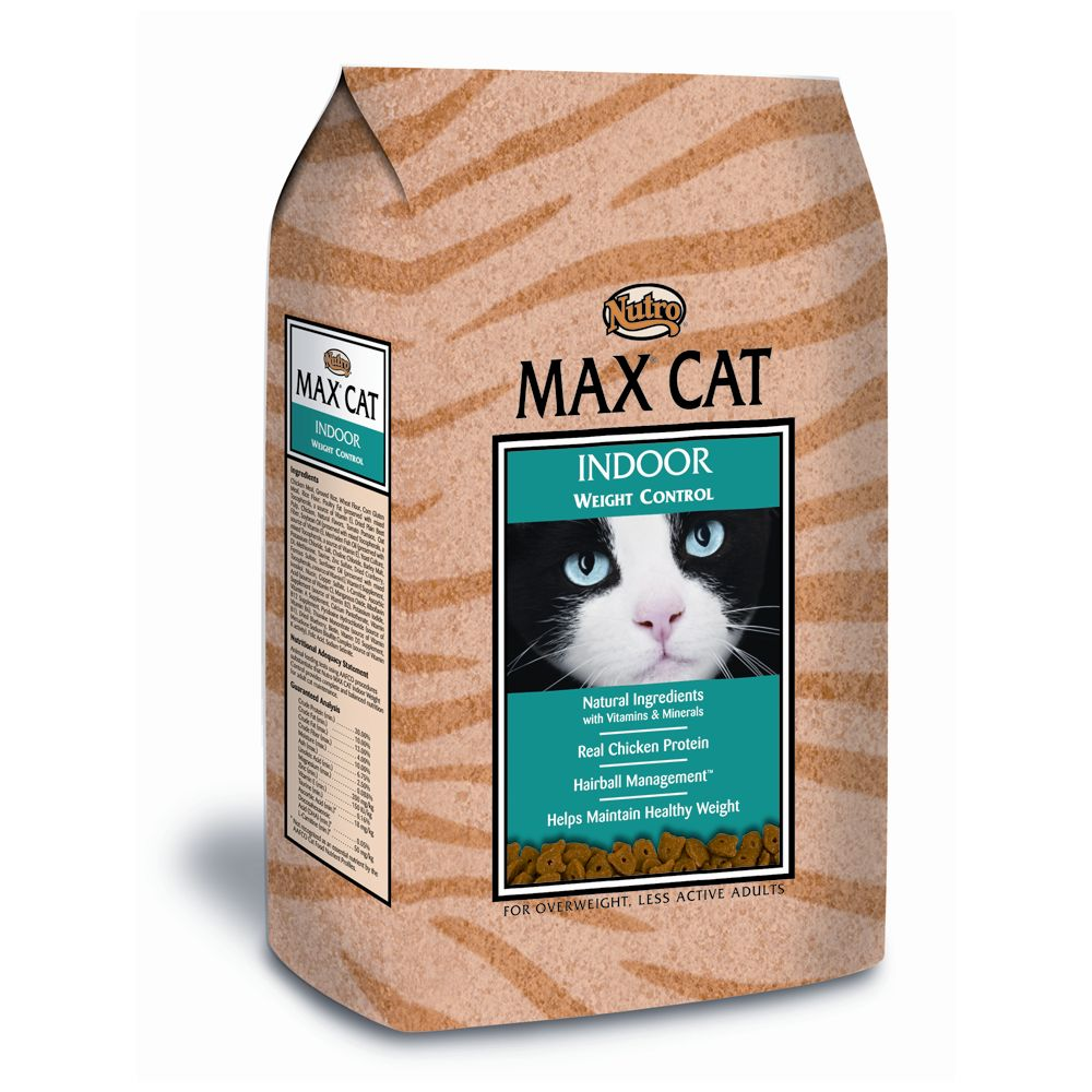 Nutro Max Cat Food Size 3 Lb Roasted Chicken Adult 1 10 Yrs Chicken Meal