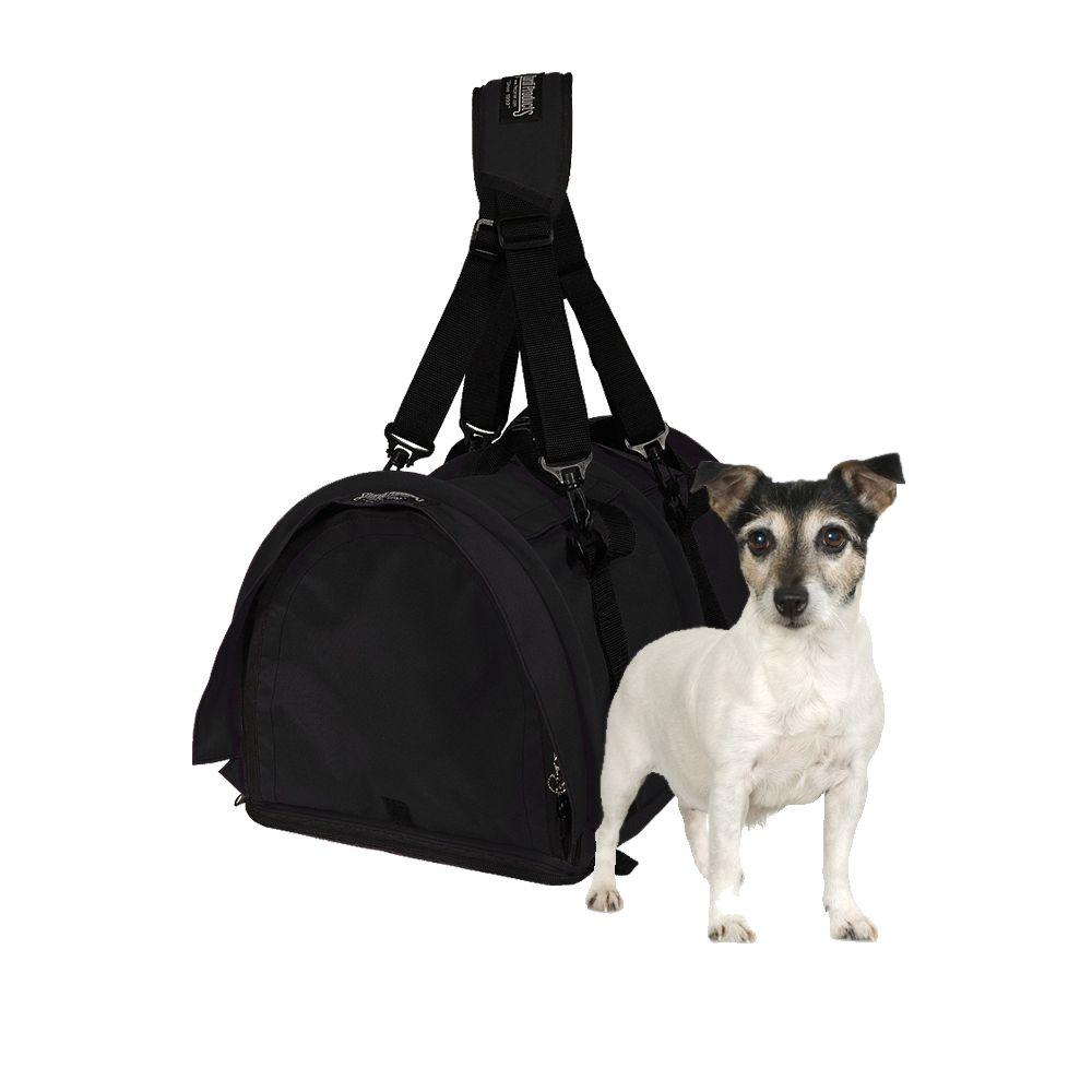 Sturdi Products Sturdibag Pet Carrier Size 18l X 12w X 12h Black
