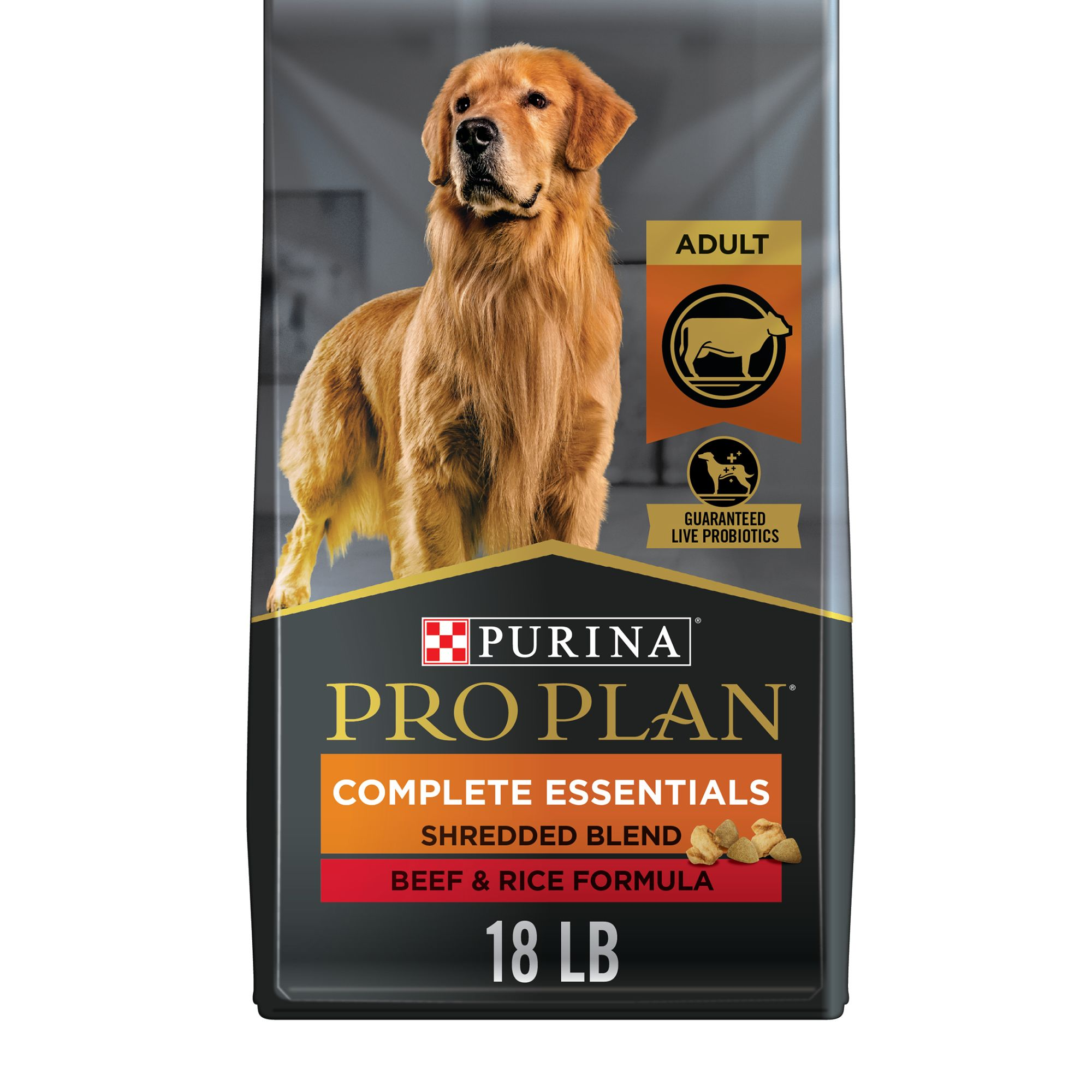 Purina Pro Plan Adult Dog Food Size 18 Lb