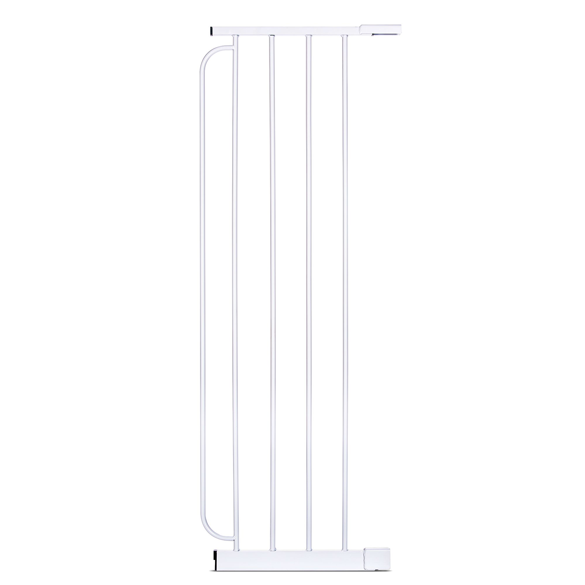 Carlson Pet Products Extension For Extra Tall Walk Thru Gate Size 12 White