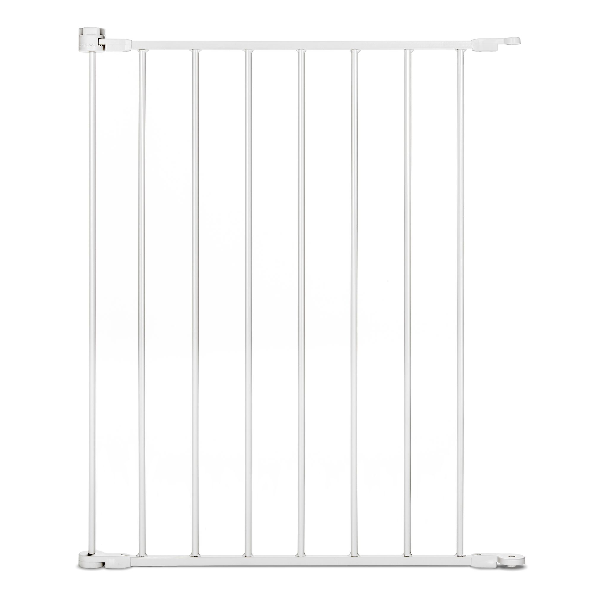Carlson Pet Products Extension For Flexi Extra Tall Walk Thru Gate Size 24w X 38h Beige