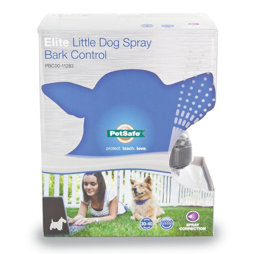 PetSafe Elite Little Dog Spray Bark Control Dog Collar 5136626