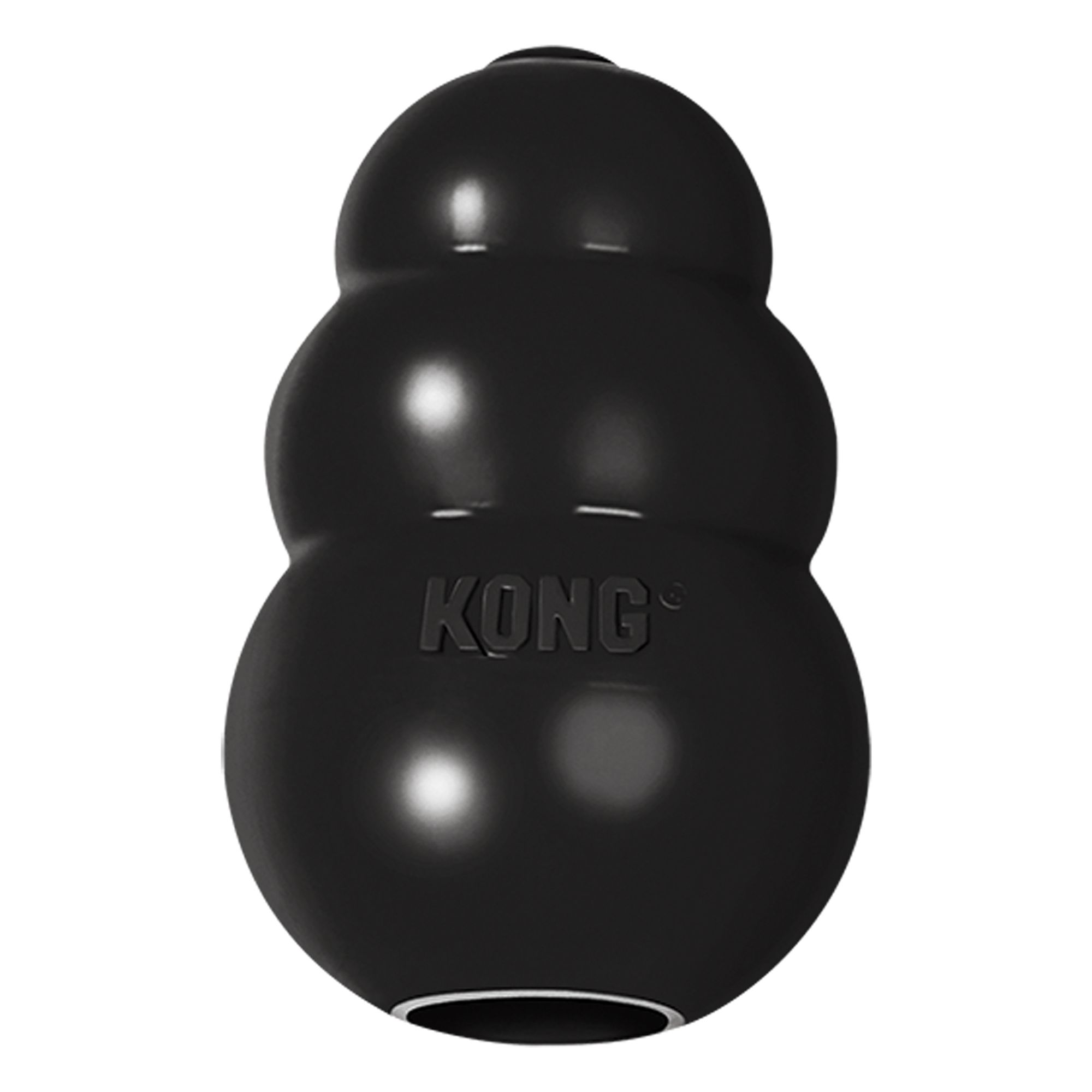 Kong Extreme Dog Toy -Treat Dispensing size: Small, Black 5137081