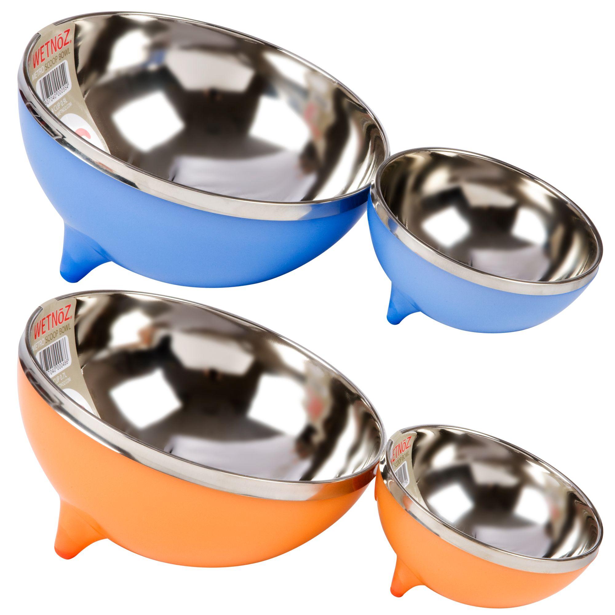 Wetnoz Metro Ii Dog Bowl Size 8 Oz Mars