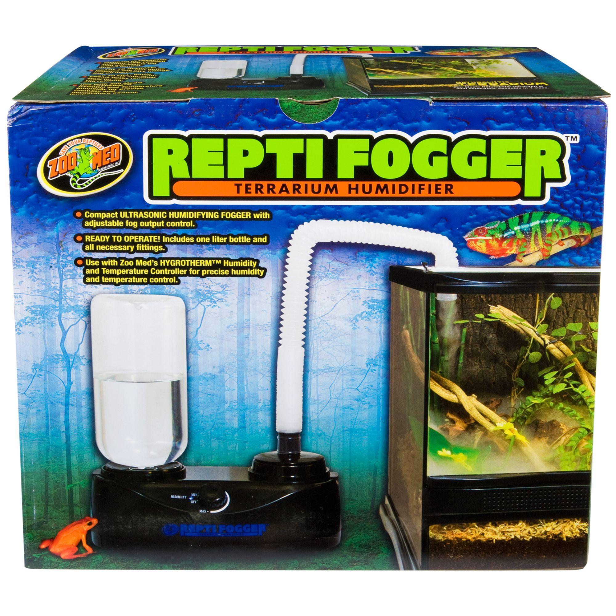 Zoo Med Repti Fogger Reptile Terrarium Humidifier