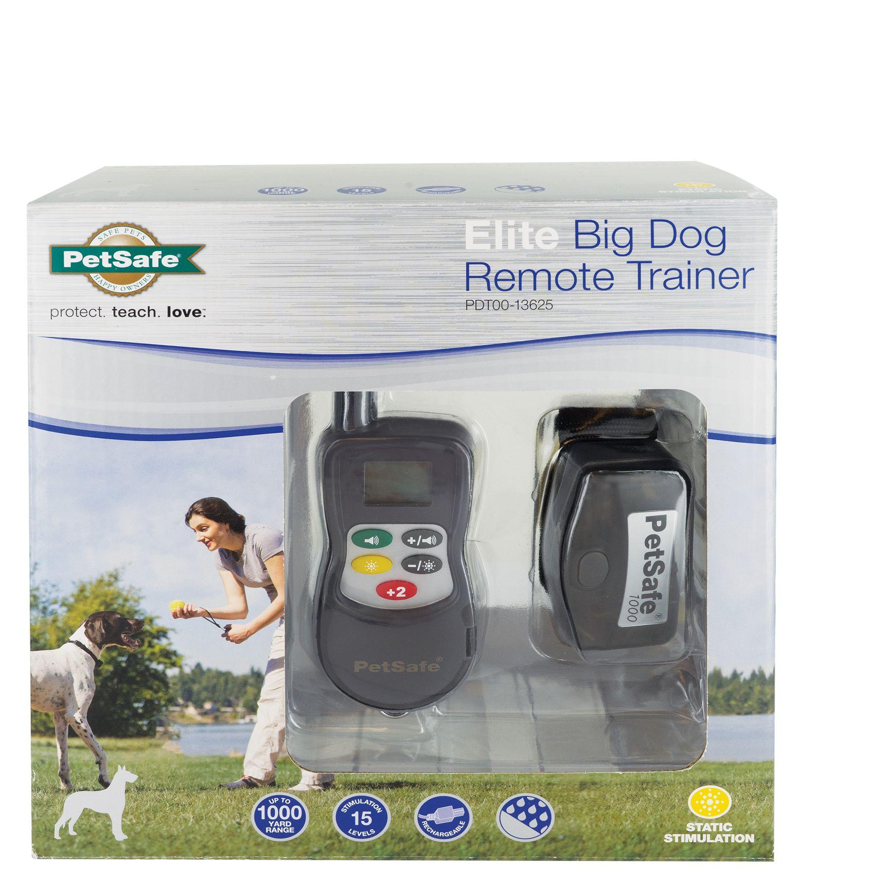 PetSafe Elite Big Dog Remote Trainer 5140809