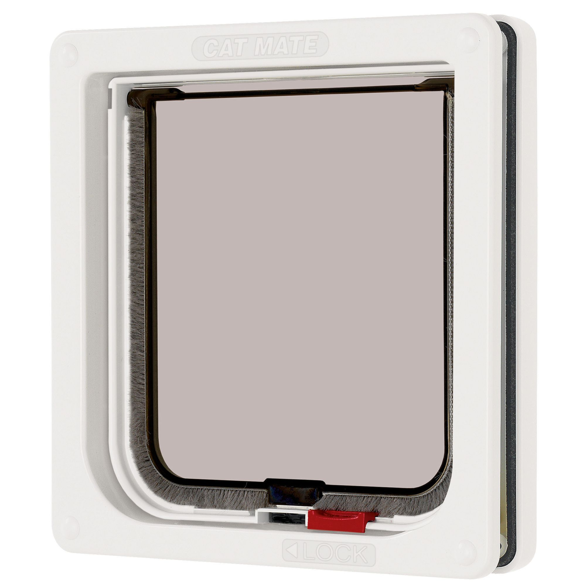 Cat Mate Lockable Cat Flap Size Small White