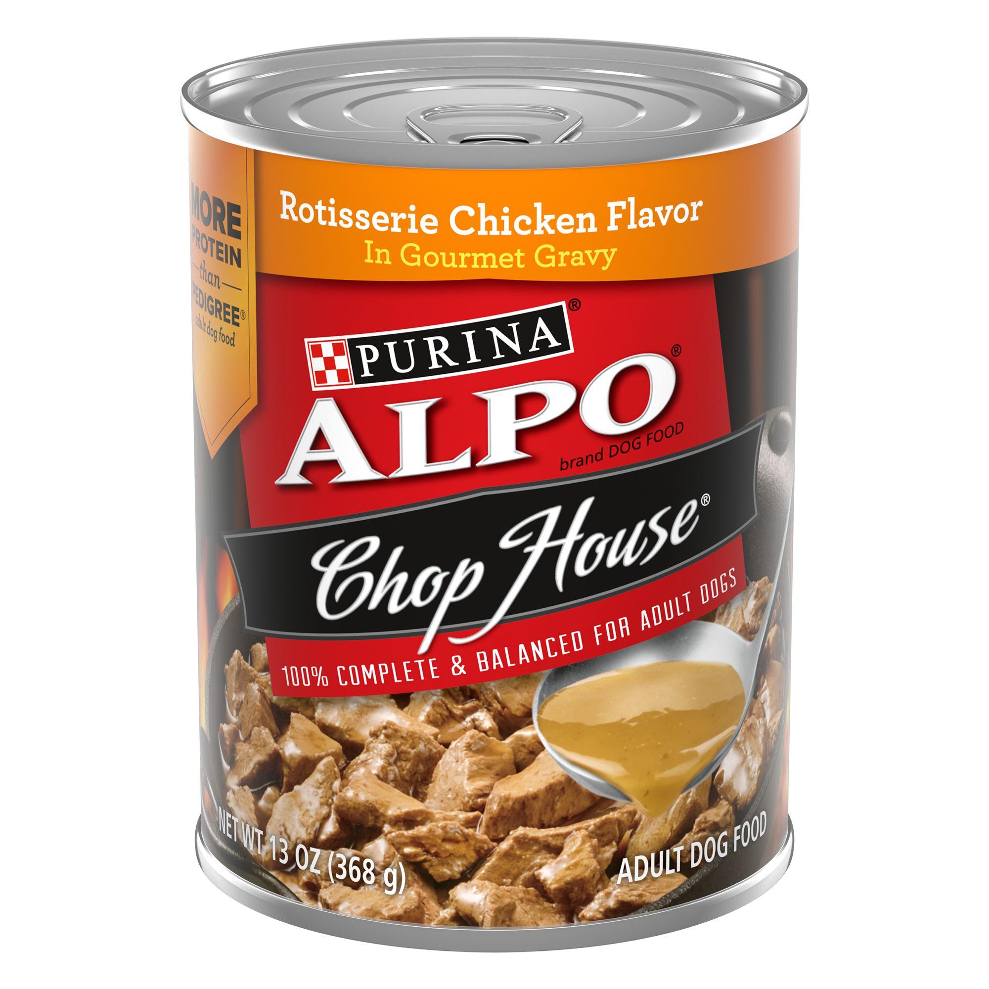 Purina® Alpo® Chophouse Originals Adult Dog Food 5142067