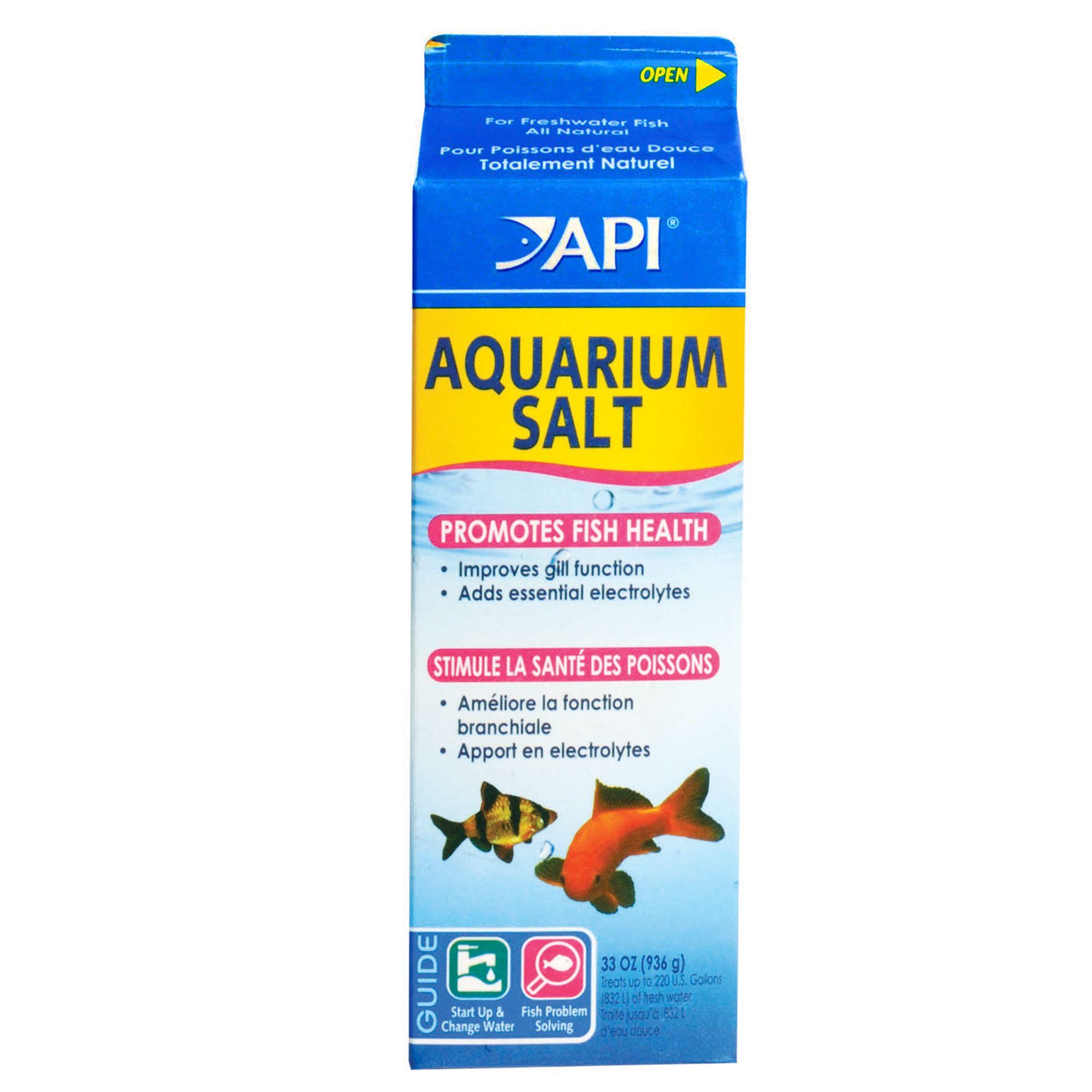 Api Aquarium Salt Size 32 Oz
