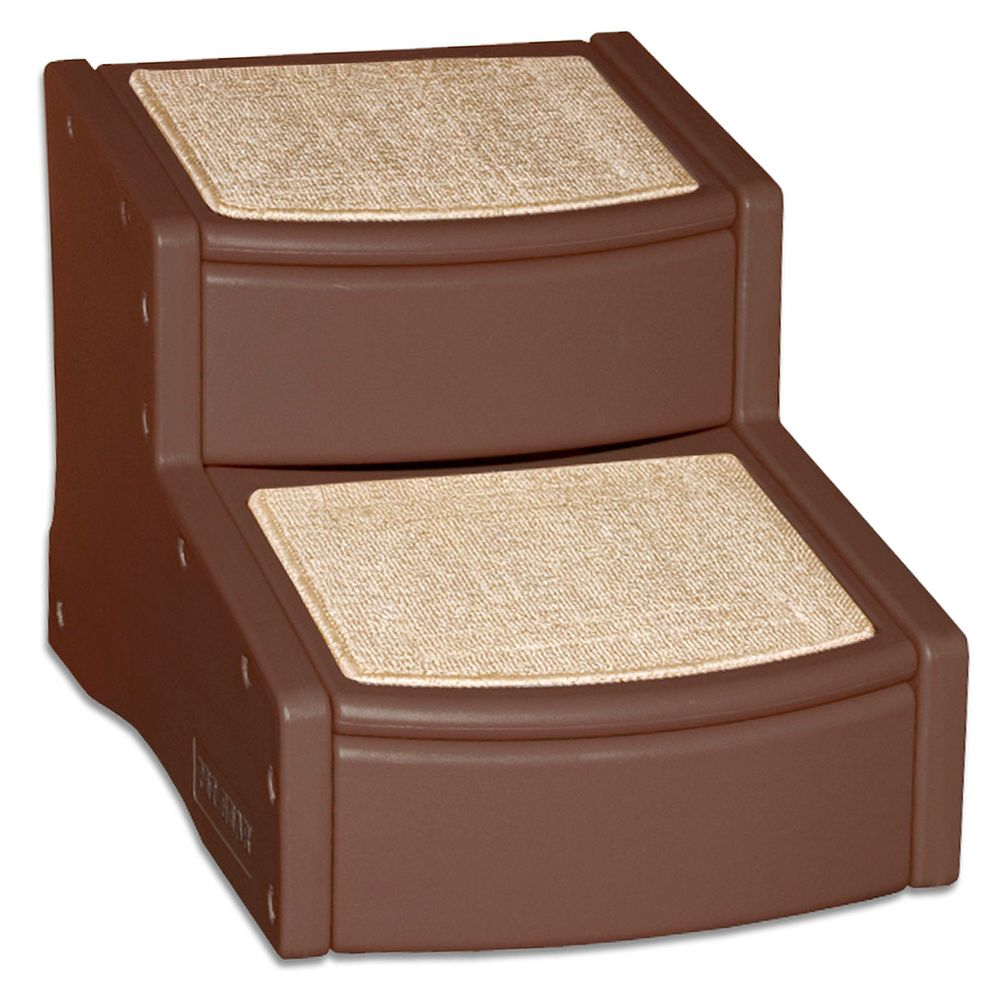 Pet Gear Easy Step Ii Pet Stairs Size 22l X 16w X 16h Brown