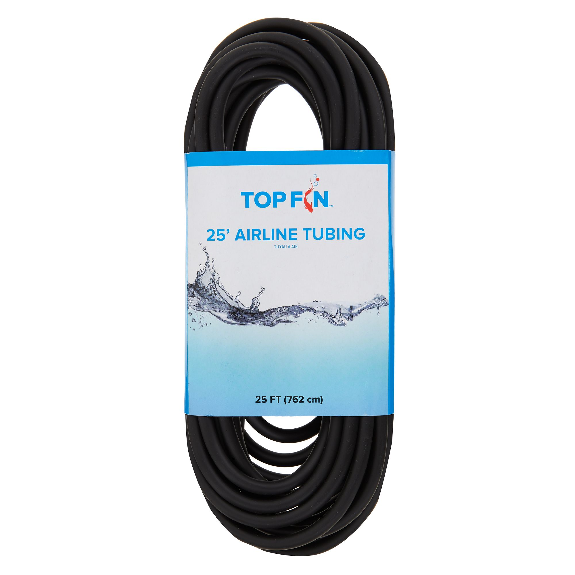 Top Fin Silicone Airline Tubing Size 25 Ft