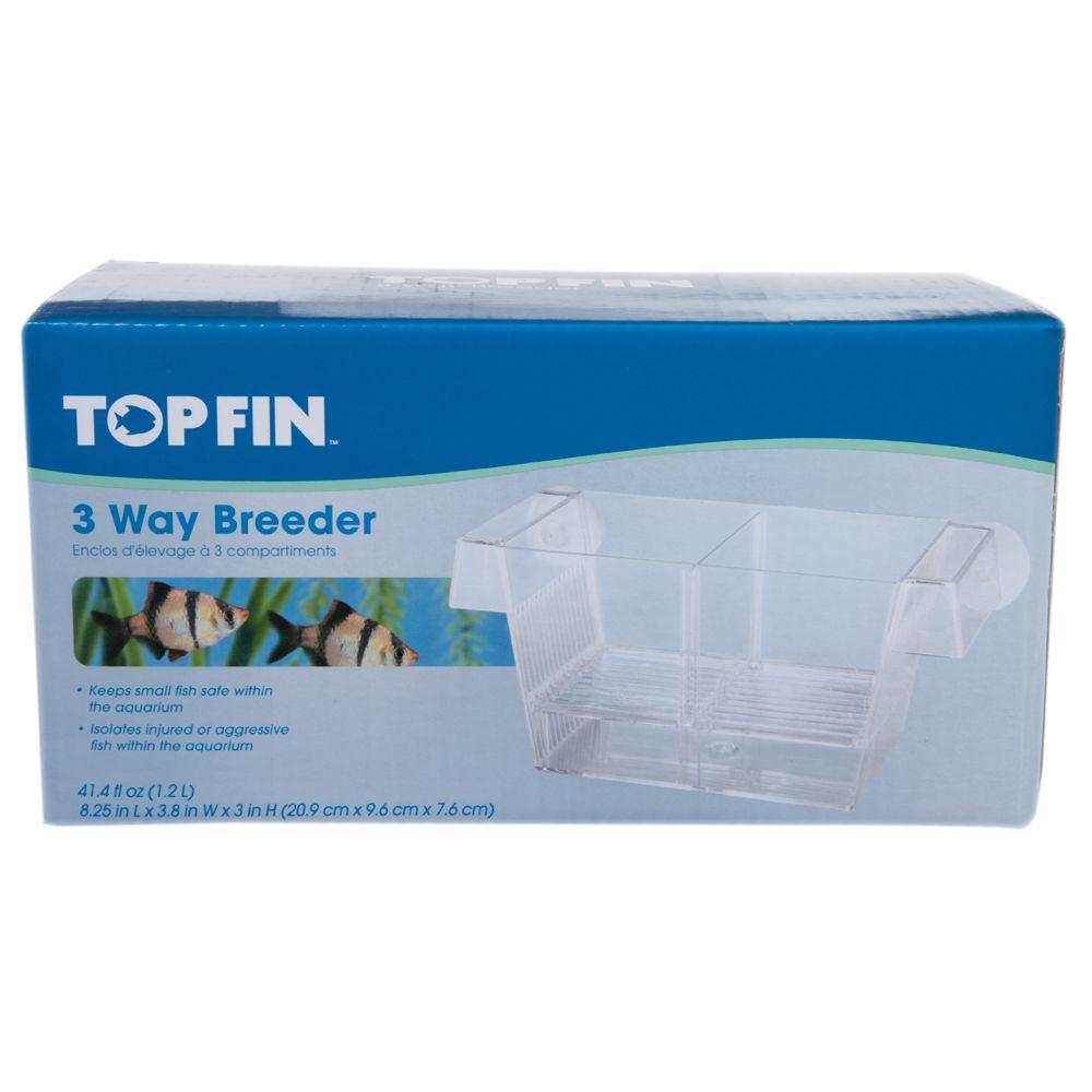 Top Fin 3 Way Aquarium Breeder
