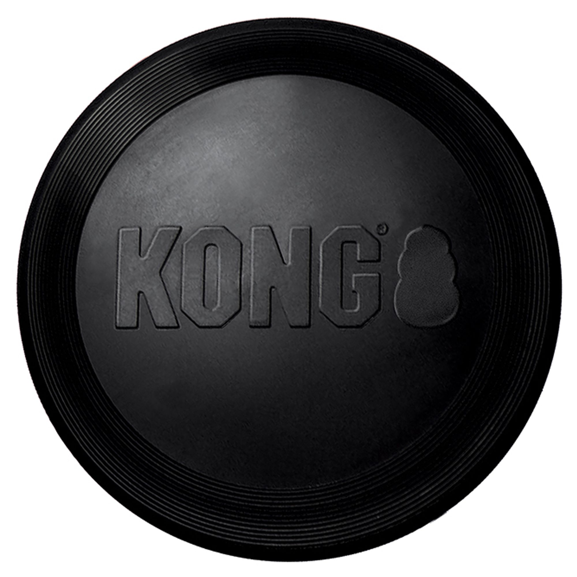 Kong Extreme Flyer Dog Toy size: Large, Black 5150593