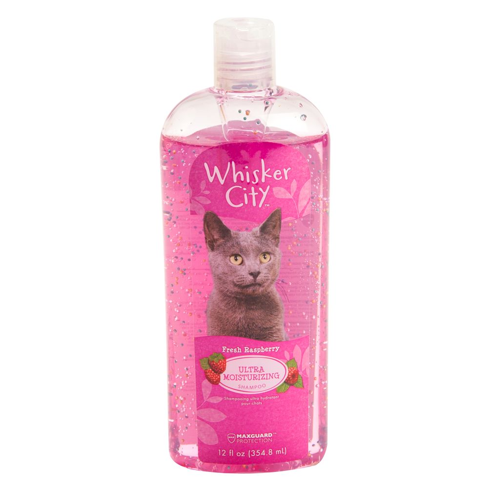 Whisker City Ultra Moisturizing And Conditioning Cat Shampoo