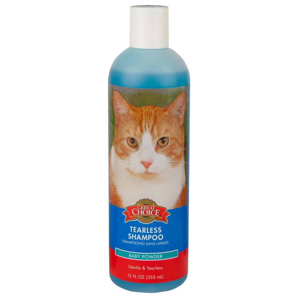 Grreat Choice Tearless Cat Shampoo