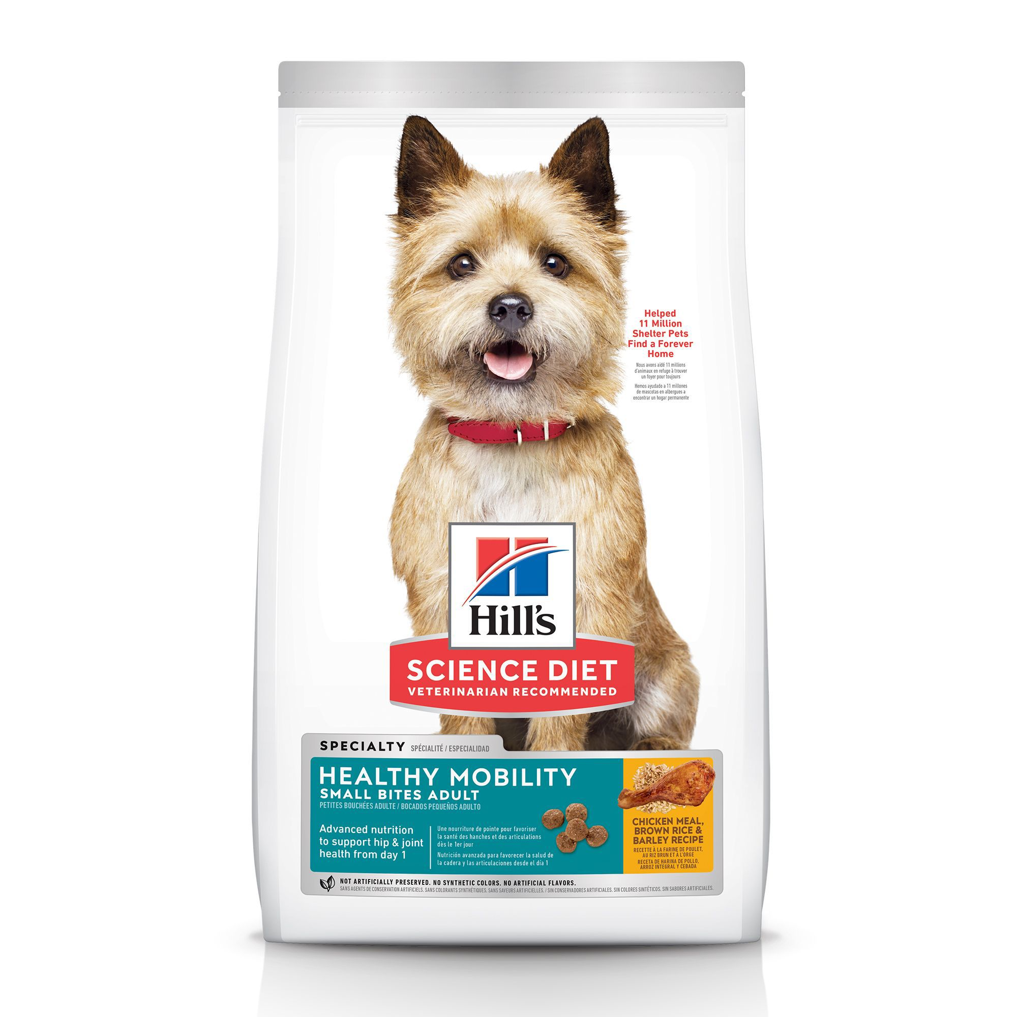 Hill's® Science Diet® Healthy Mobility Adult Dog Foo